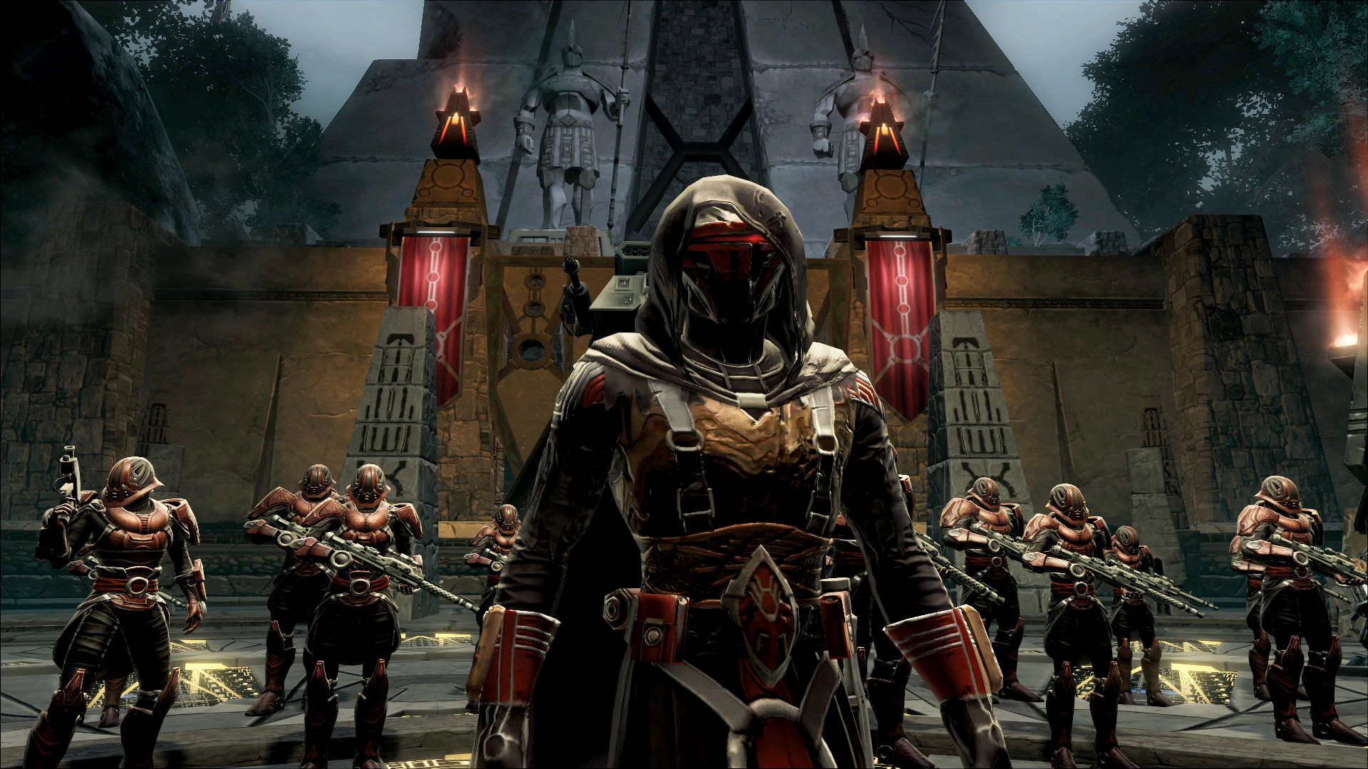 Star Wars: The Old Republic – Shadow of Revan preview: sins of the past