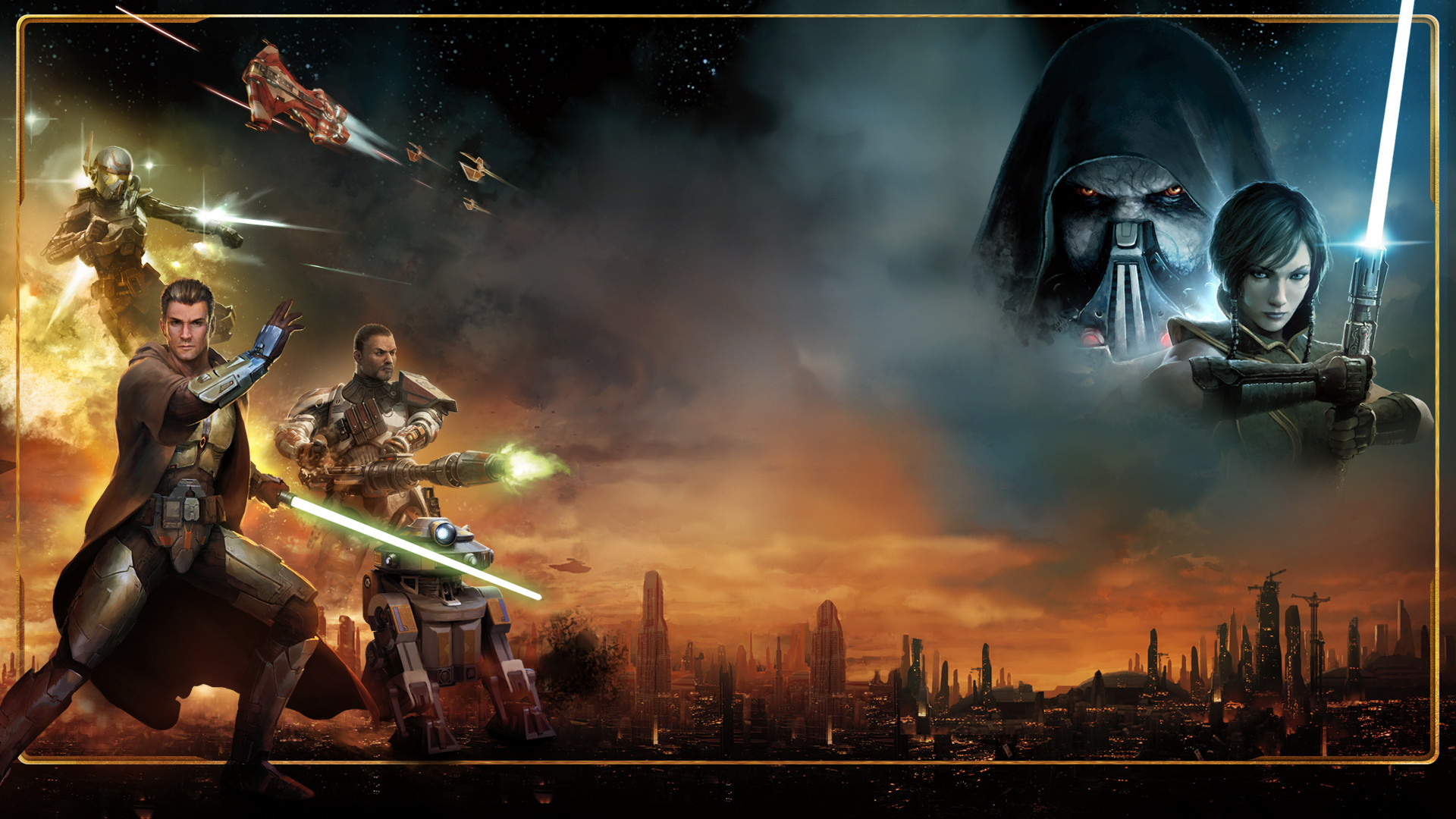 SWTOR Wallpapers 1920×1080