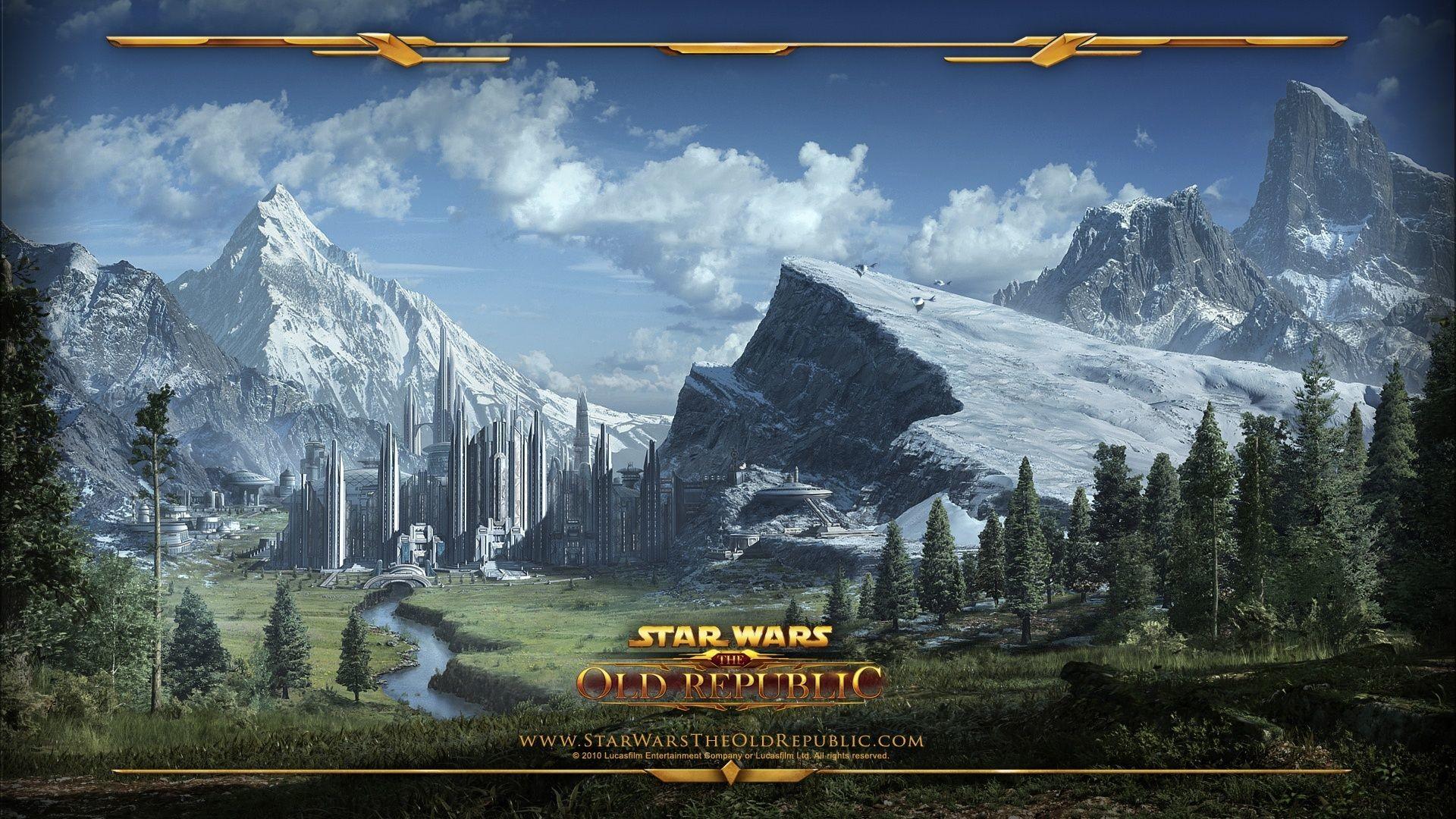 Star Wars- The Old Republic HD Wallpaper