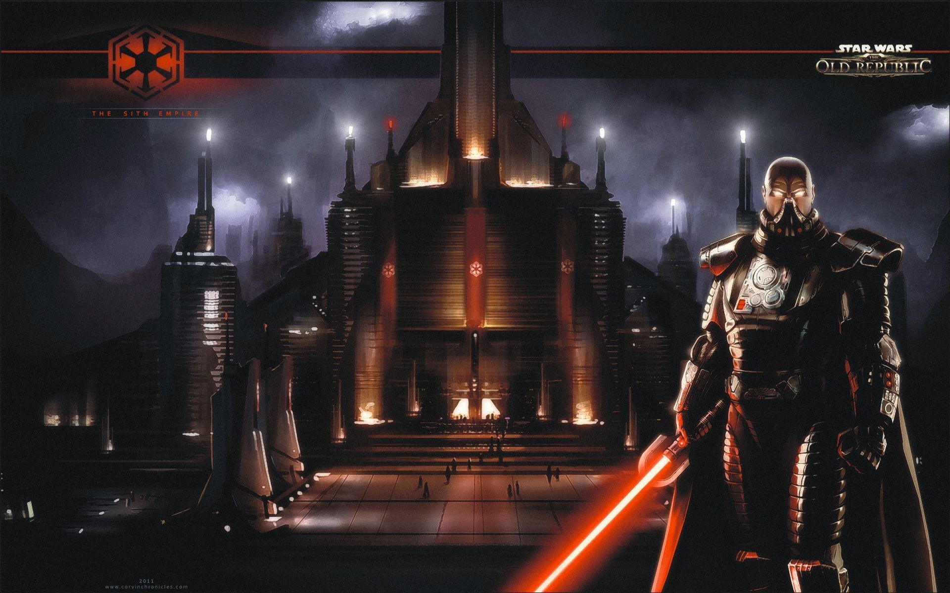 STAR WARS: The Old Republic – Sith / Republic Wallpapers
