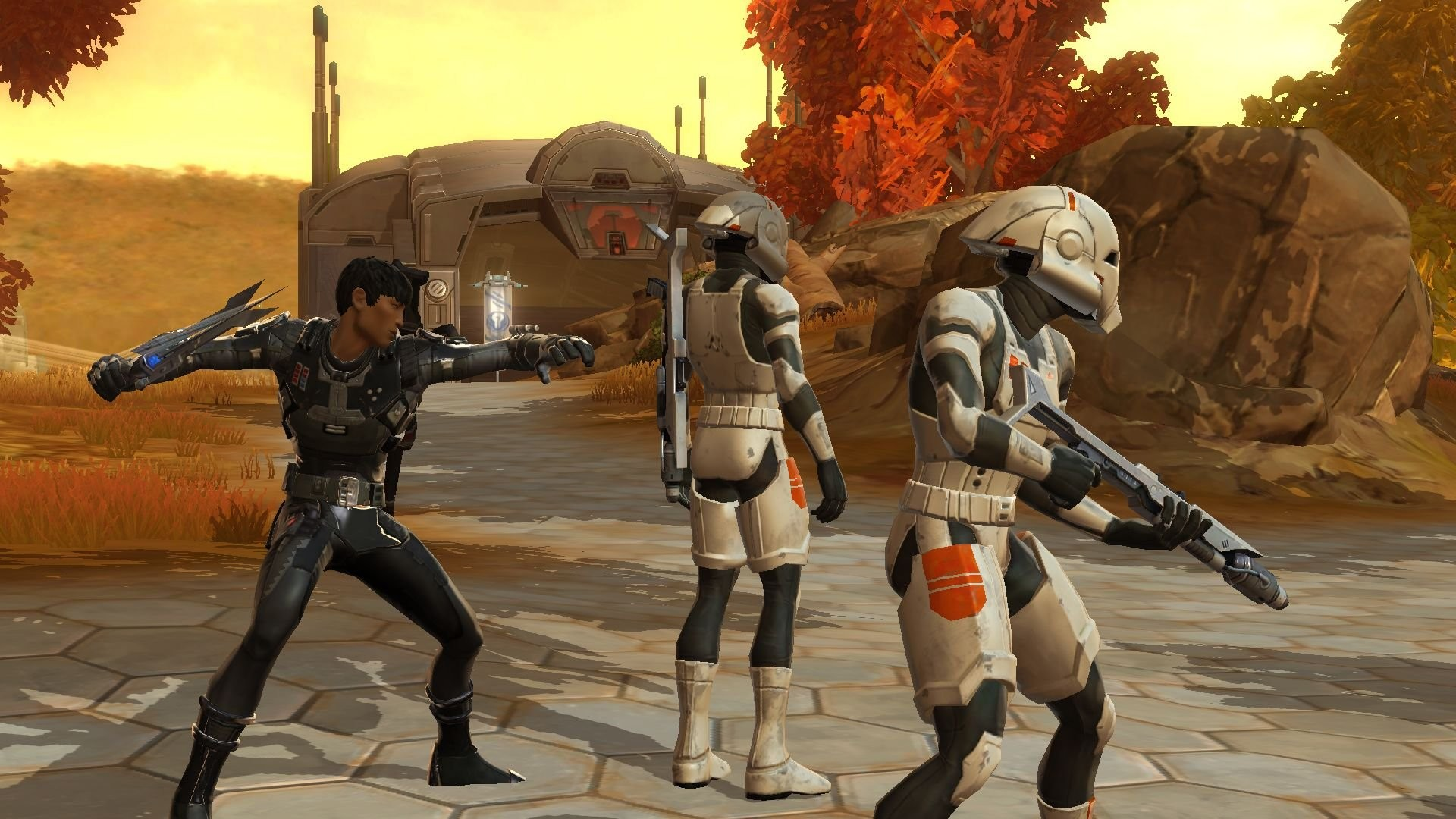 STAR WARS OLD REPUBLIC mmo rpg swtor fighting sci-fi wallpaper      518922   WallpaperUP