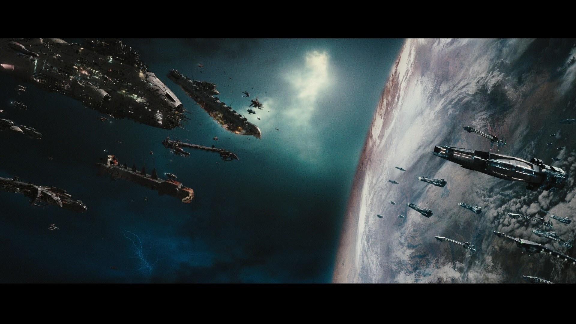 Serenity Space Battle