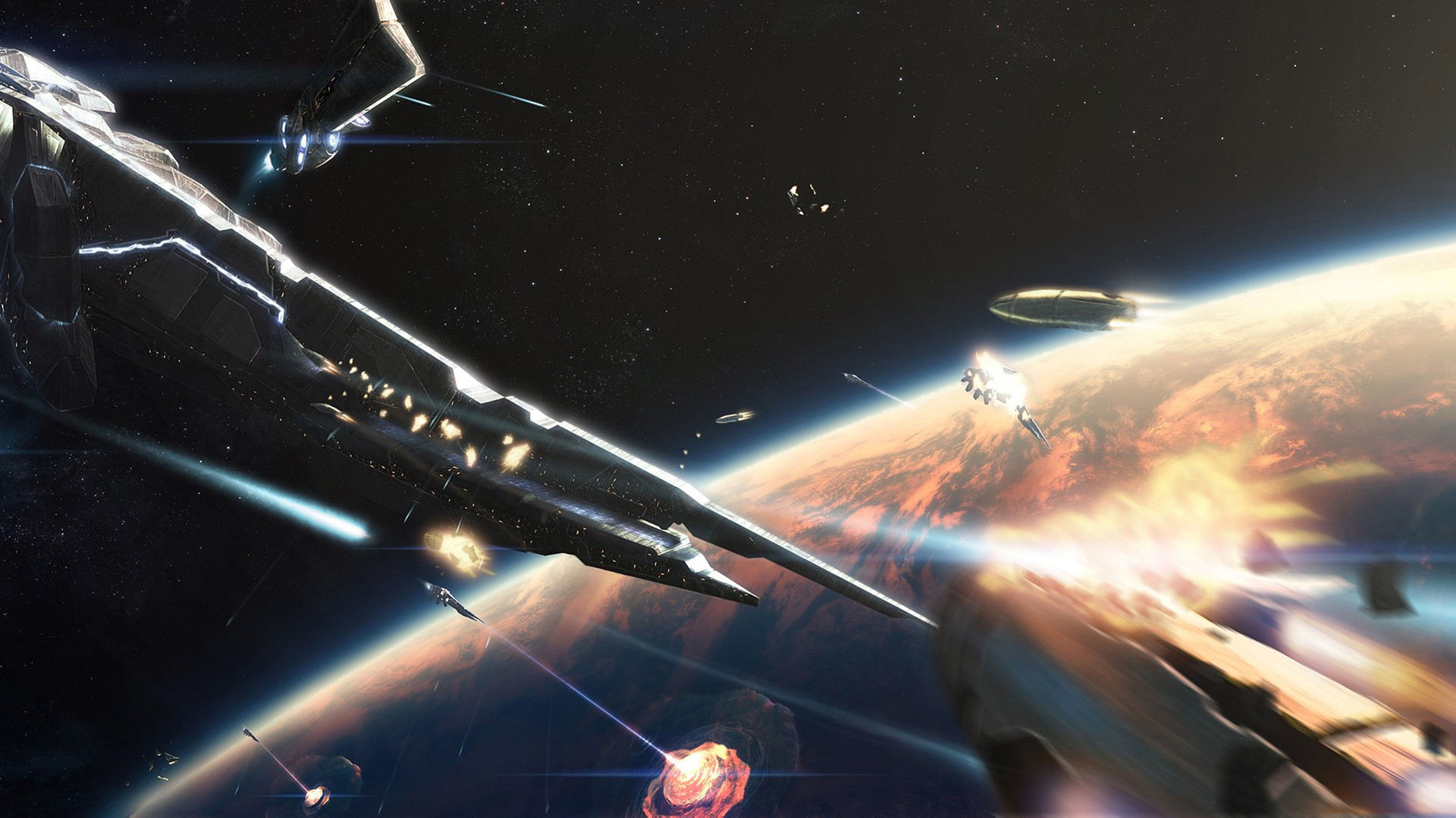 158 Best Sci-Fi and Space Wallpapers (HD) | Classy Bro