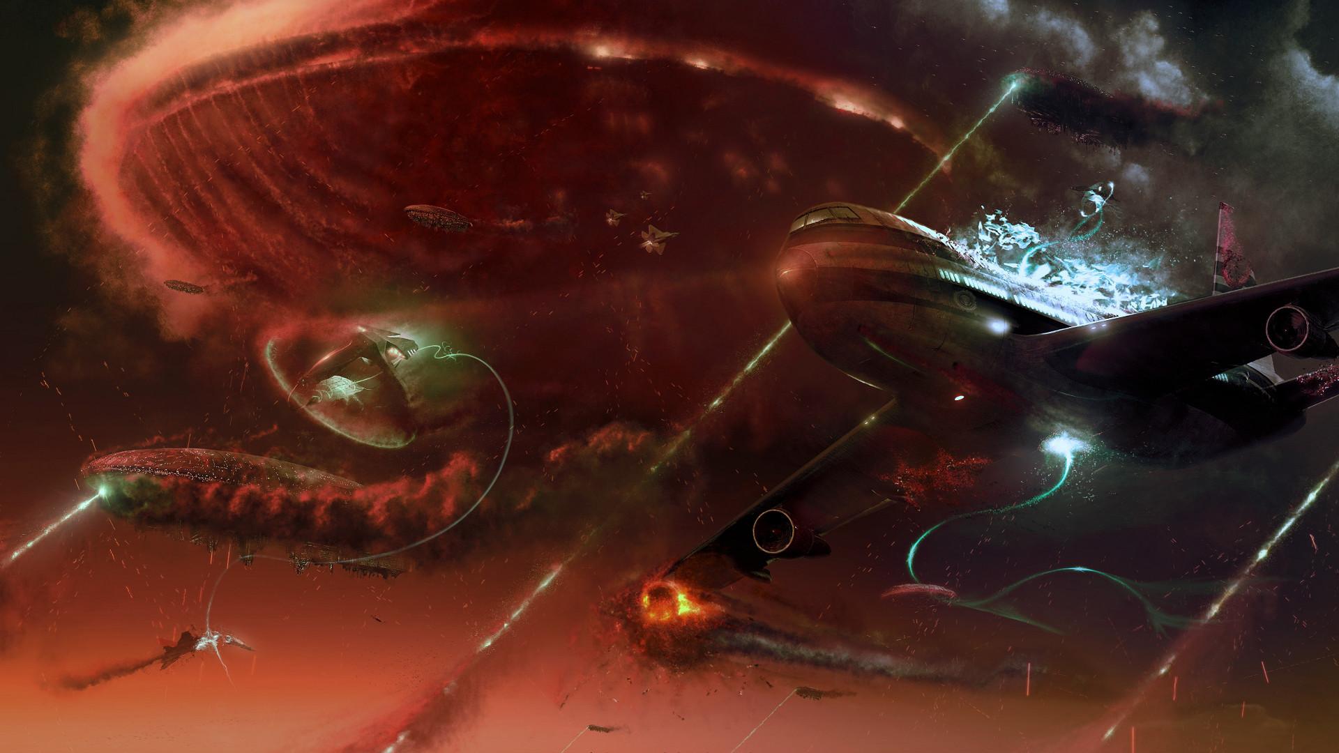 Space Battle wallpaper – 847145