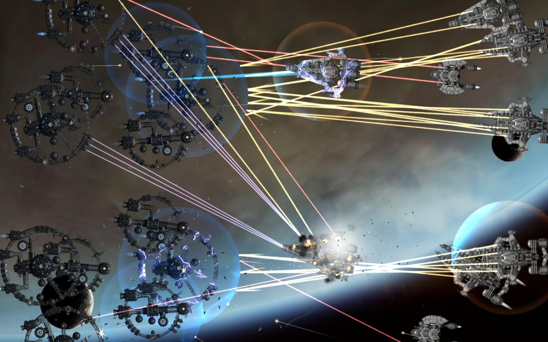 … gratuitous space battle screenshot 6