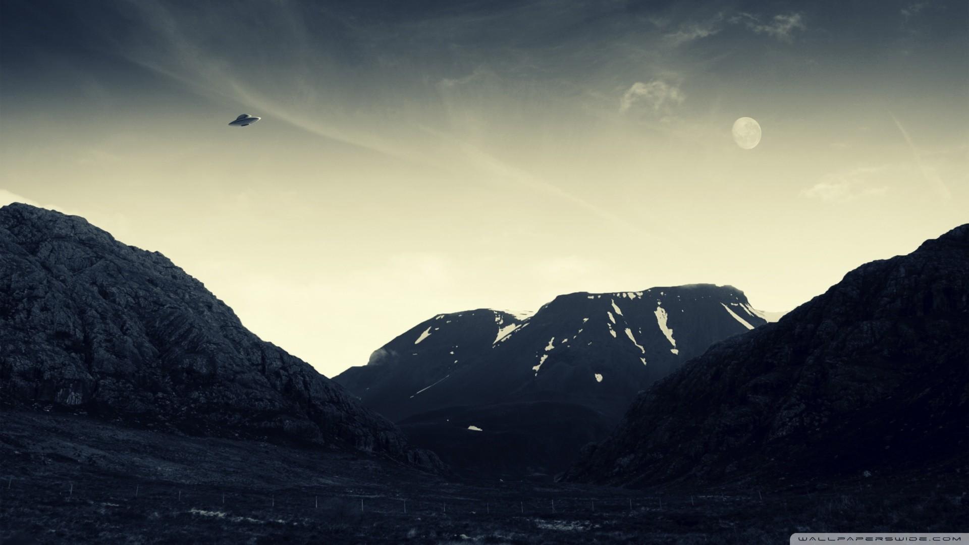 … ufo flying hd desktop wallpaper widescreen high definition …