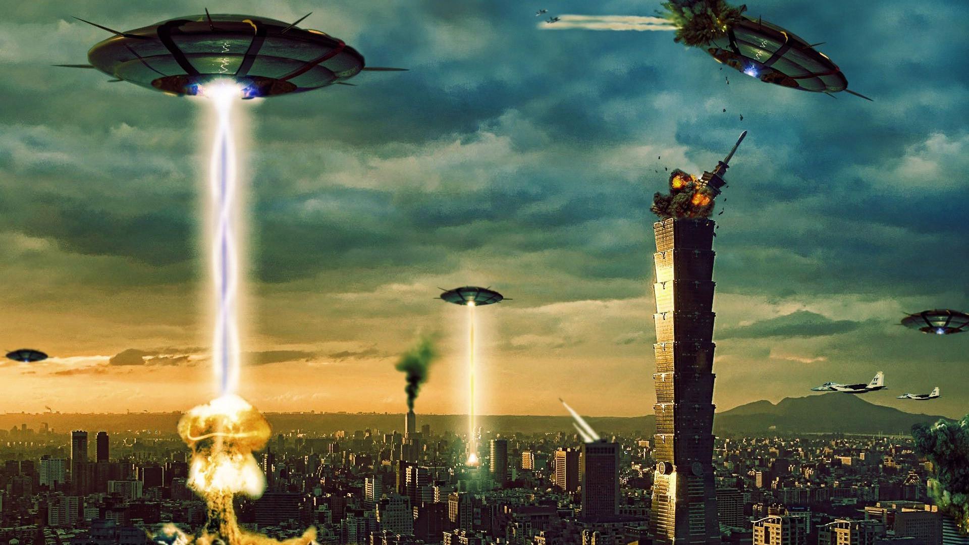 UFOs Wallpaper Free