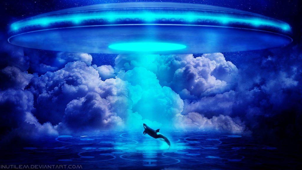 alien ufo wallpaper hd