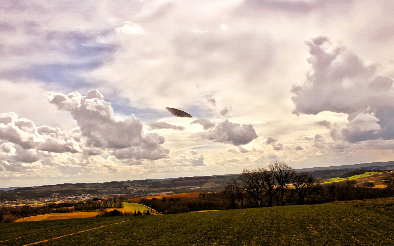 … HD Wallpaper UFO …