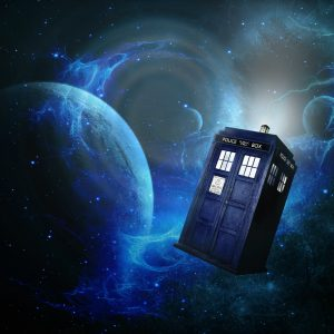 Doctor Who iPad