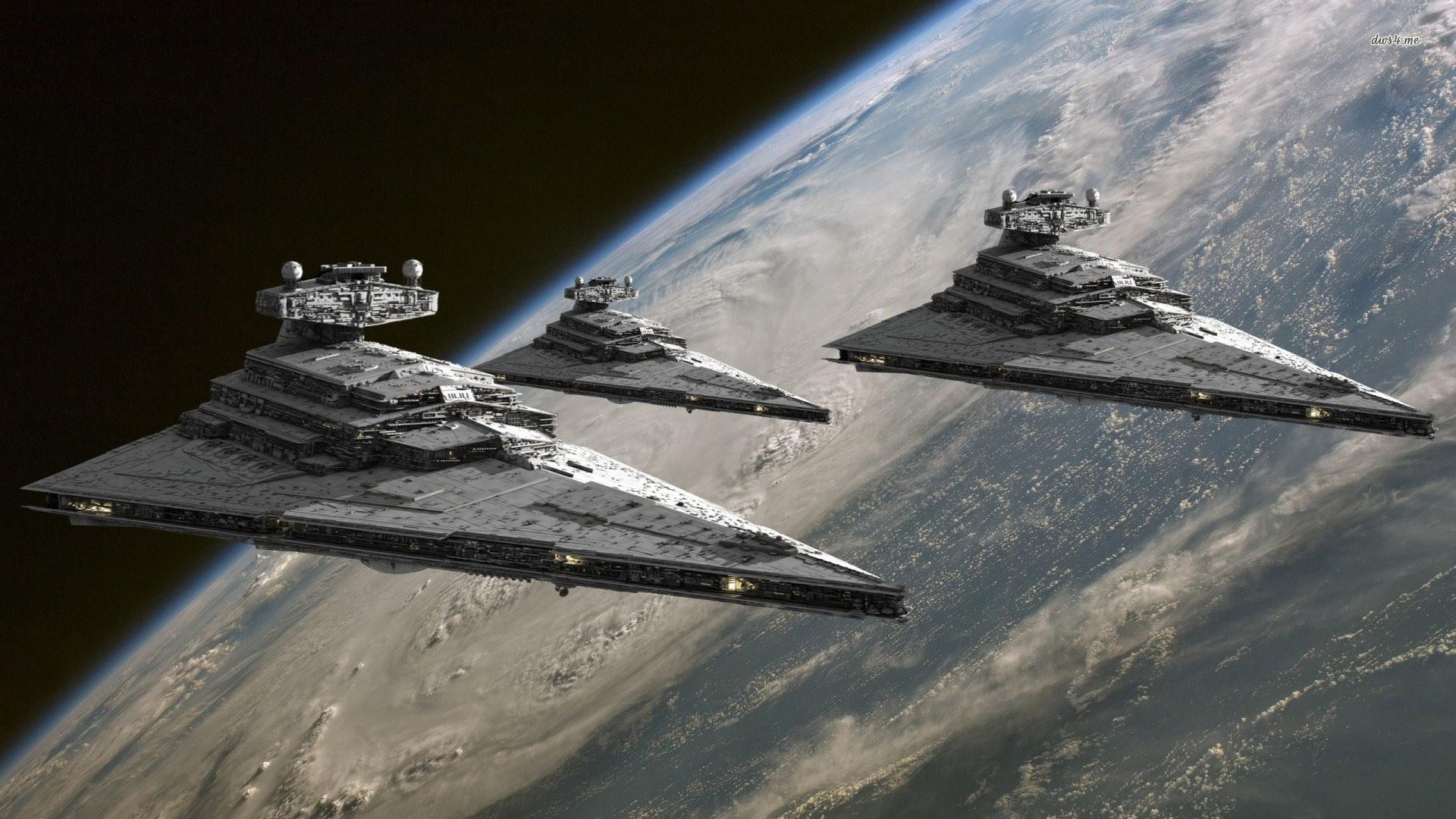 20 Imperial Star Destroyer Wallpaper Destroyers Wars