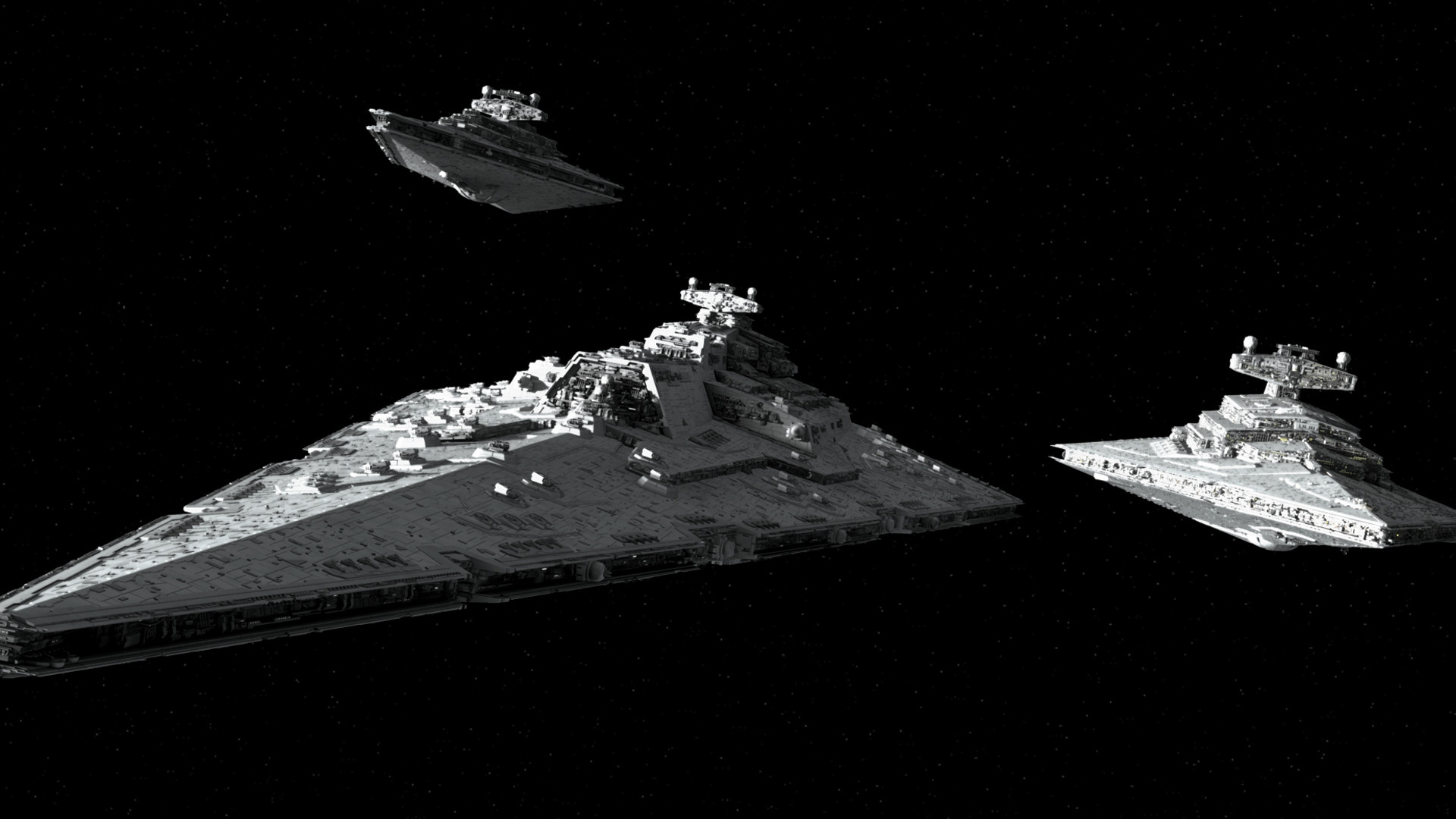 So here's a moderately sized Star Wars dump!