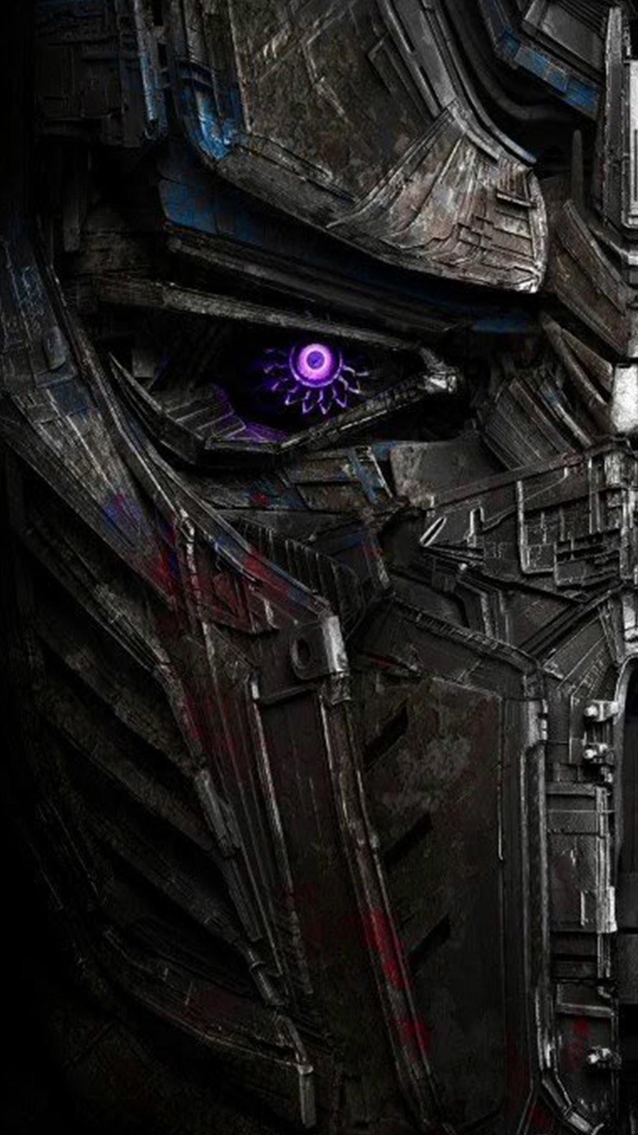optimus prime transformer the last knight 2017 iphone7 plus wallpaper