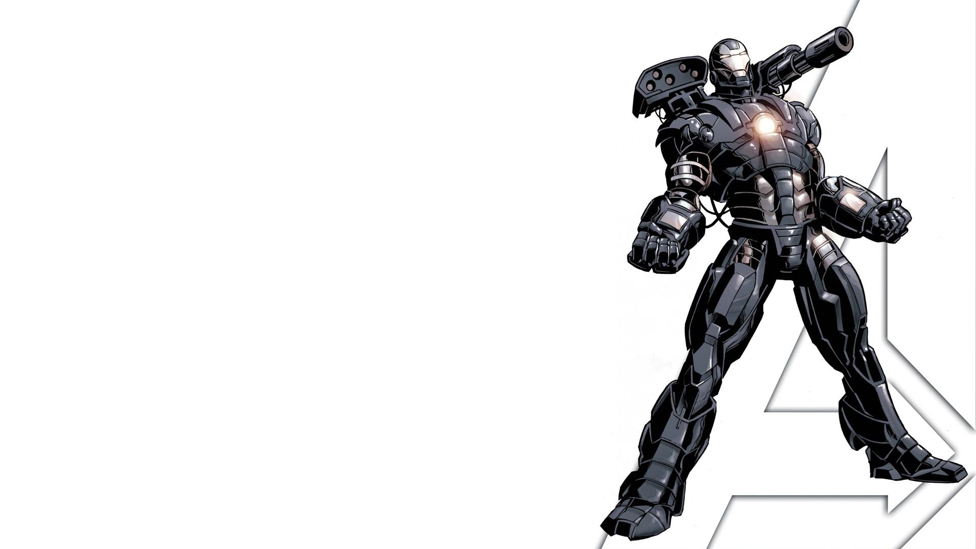 Comics – War Machine Wallpaper