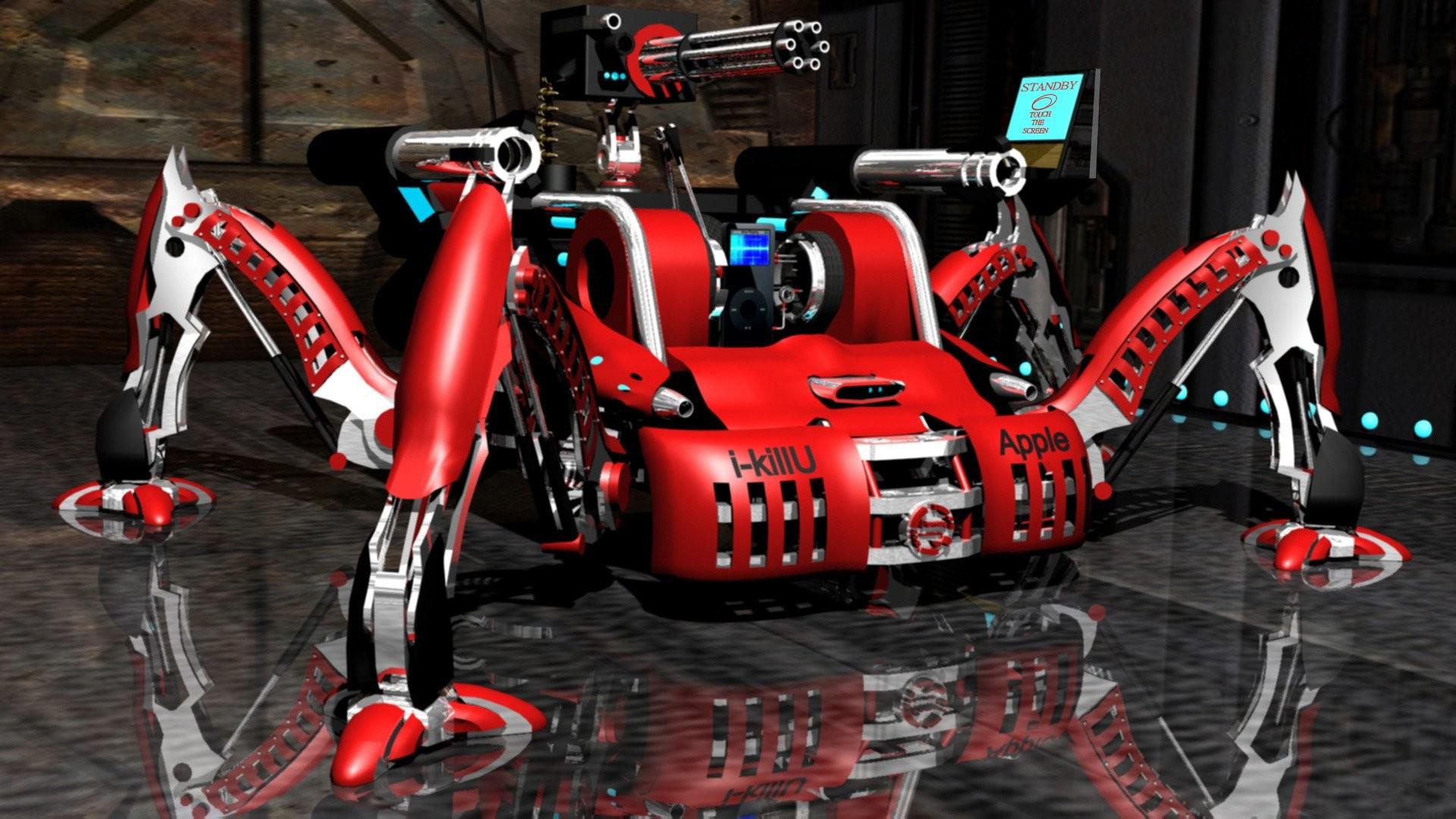 War Machine Robot 535093 …
