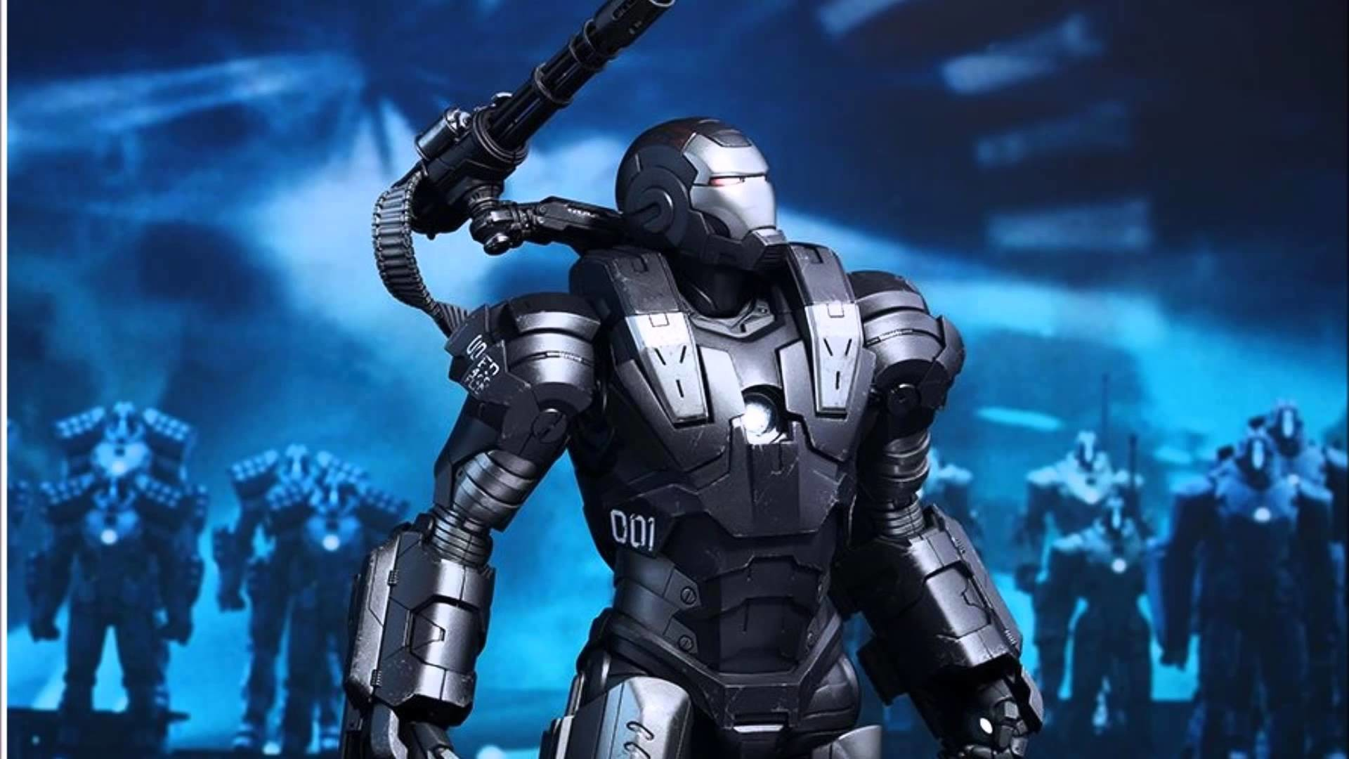 Preview Hot Toys Iron Man 2 War Machine Mk 1 Diecast 1/6th Collectible  Figure Preview MMS 331 D13 – YouTube
