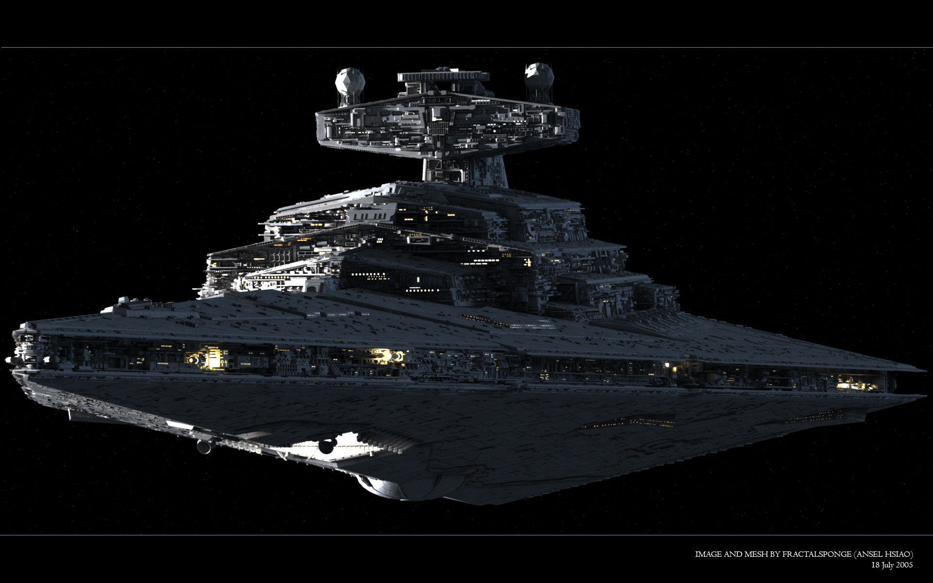 The Imperial War Machine by Ansel Hsiao
