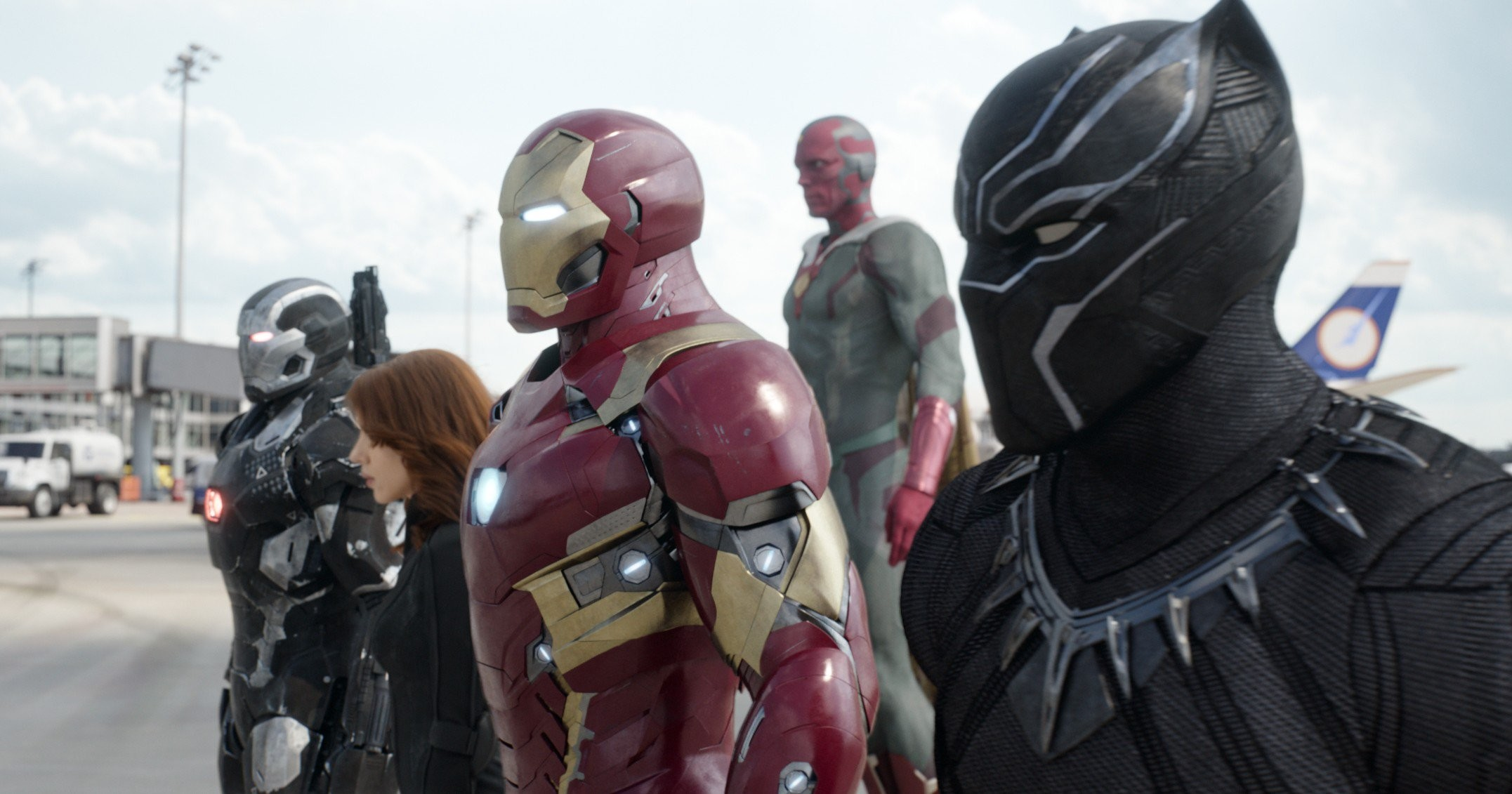 Captain America Civil War Super Heroes