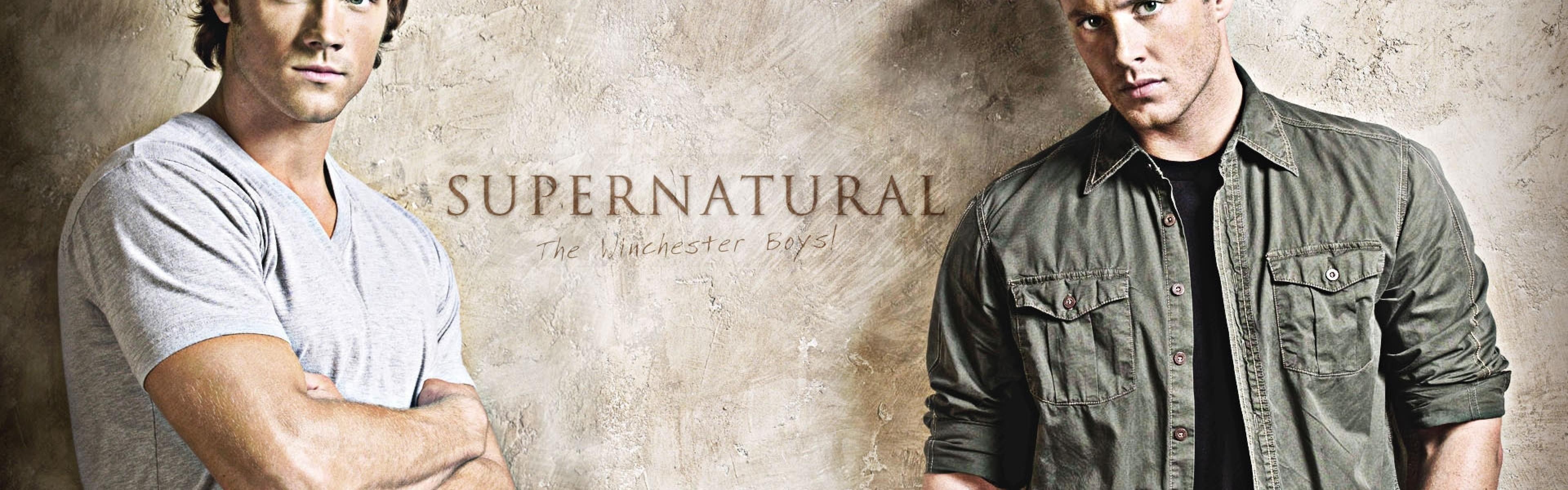 Wallpaper supernatural, actors, jared padalecki, jensen ackles, sam  winchester, dean