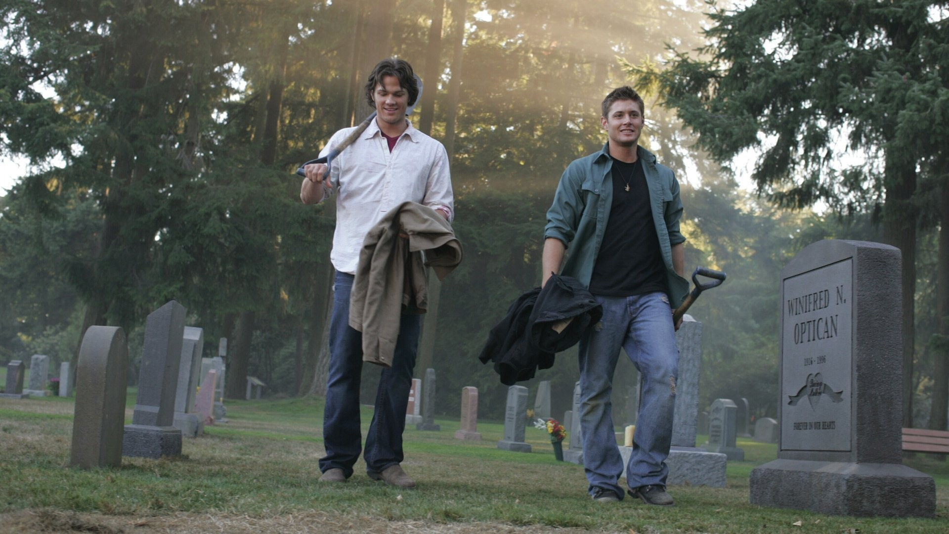 supernatural supernatural tv series winchester brothers dean sam jared  padalecki jensen ackles jensen ackles jared padalecki