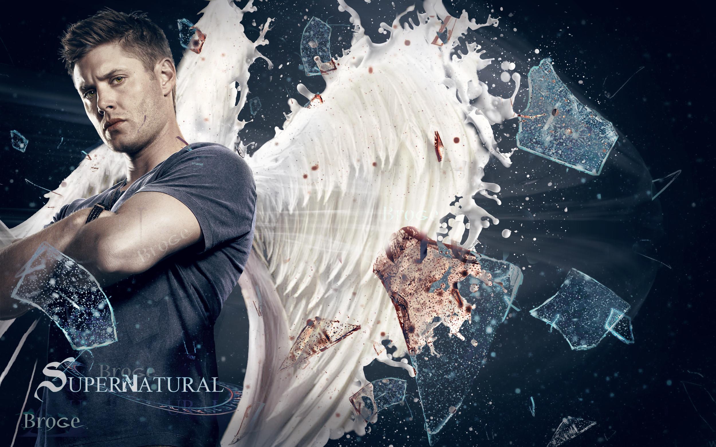 Dean Winchester Jensen Ackles Supernatural · HD Wallpaper   Background  ID:803000