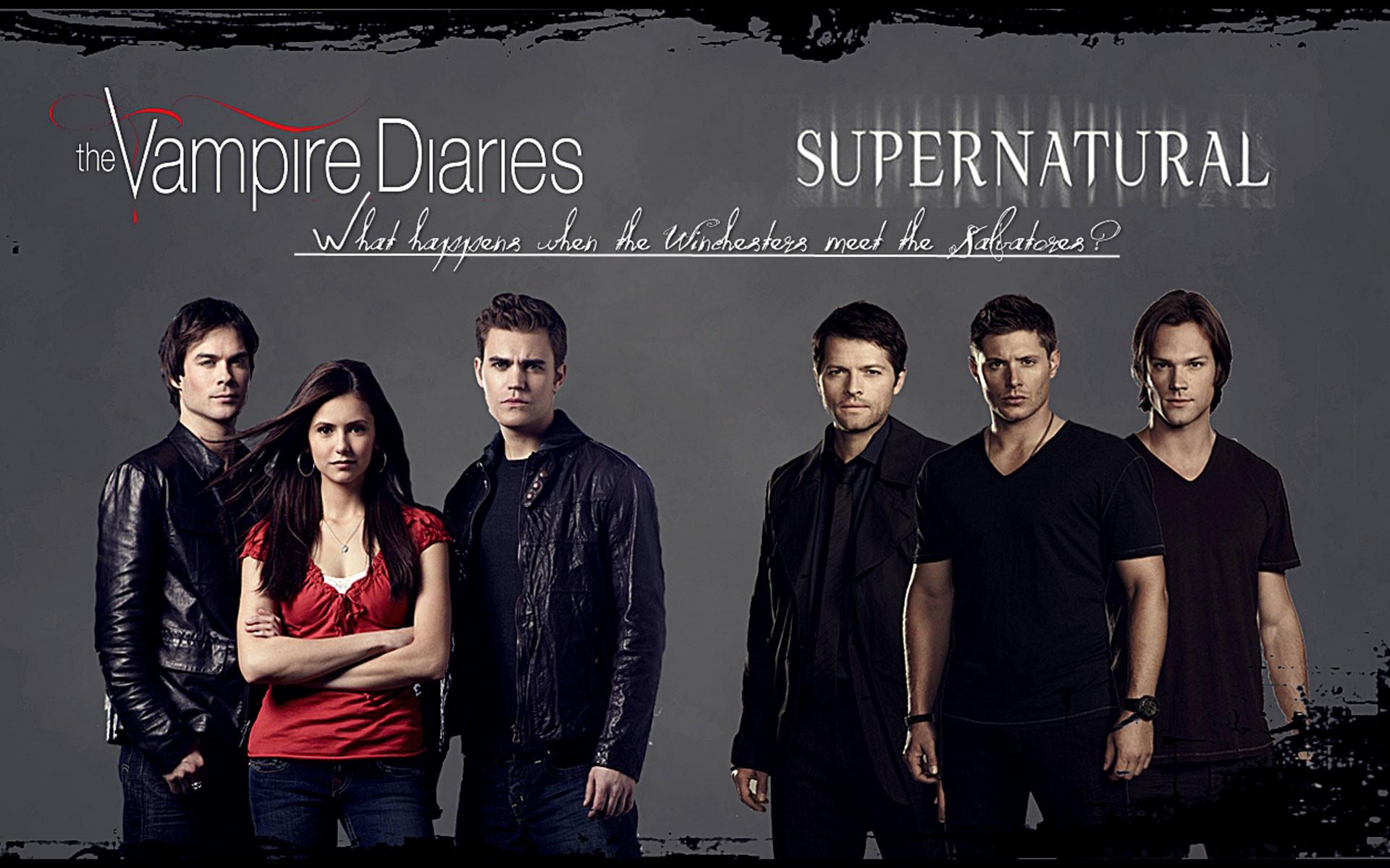 Vampire Diaries Wallpaper   Supernatural Vampire Diaries Wallpaper – At  this wallpaper you can see .