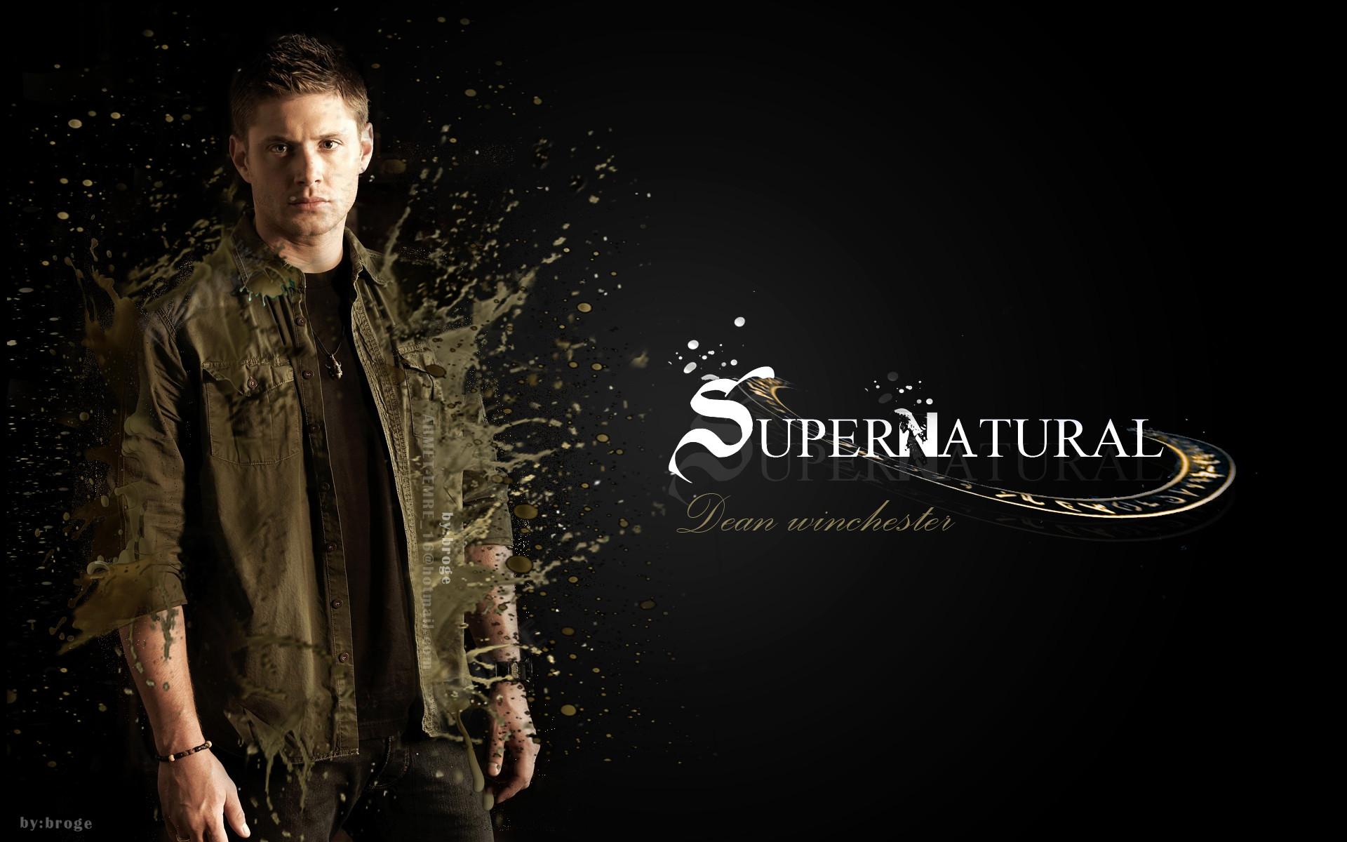 supernatural dean – Supernatural Wallpaper (15631084) – Fanpop