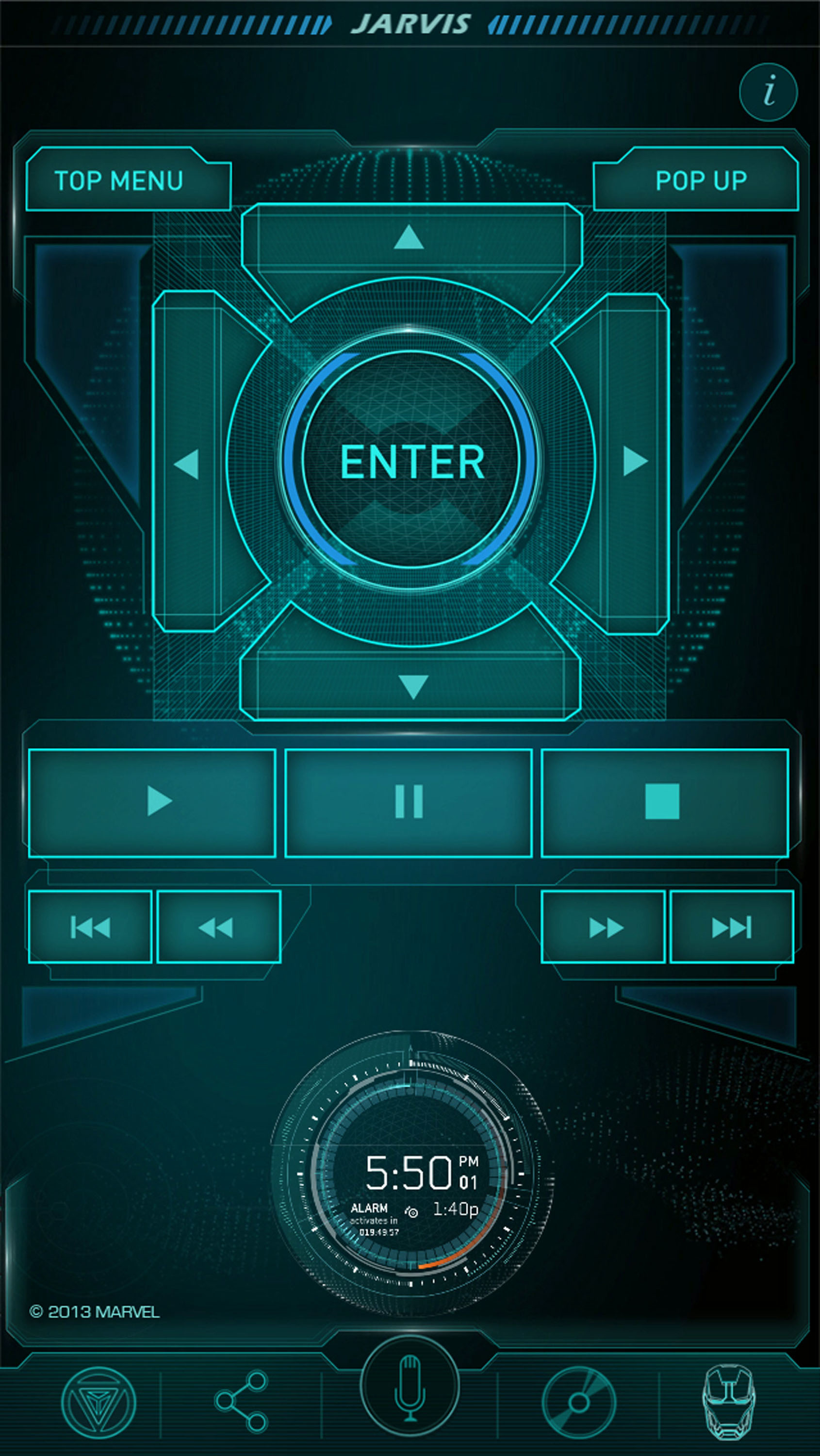 Showing Gallery For Iron Man Jarvis Wallpaper iPhone