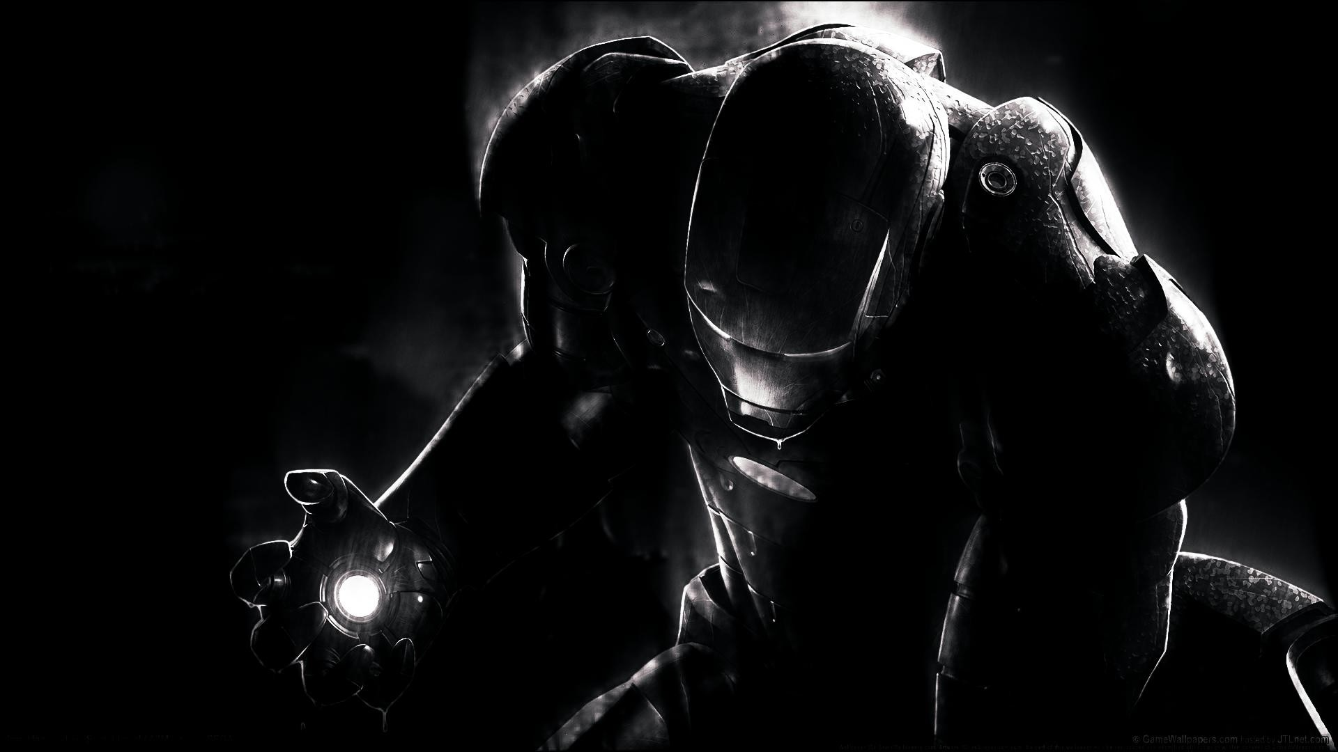 … Iron Man HD Wallpapers and Backgrounds