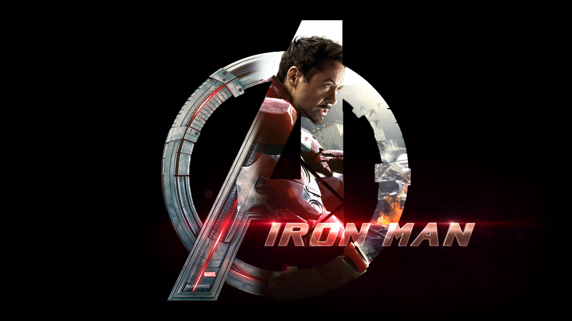 Iron Man Avengers Wallpaper 1080p Jarvis Comic Iphone .