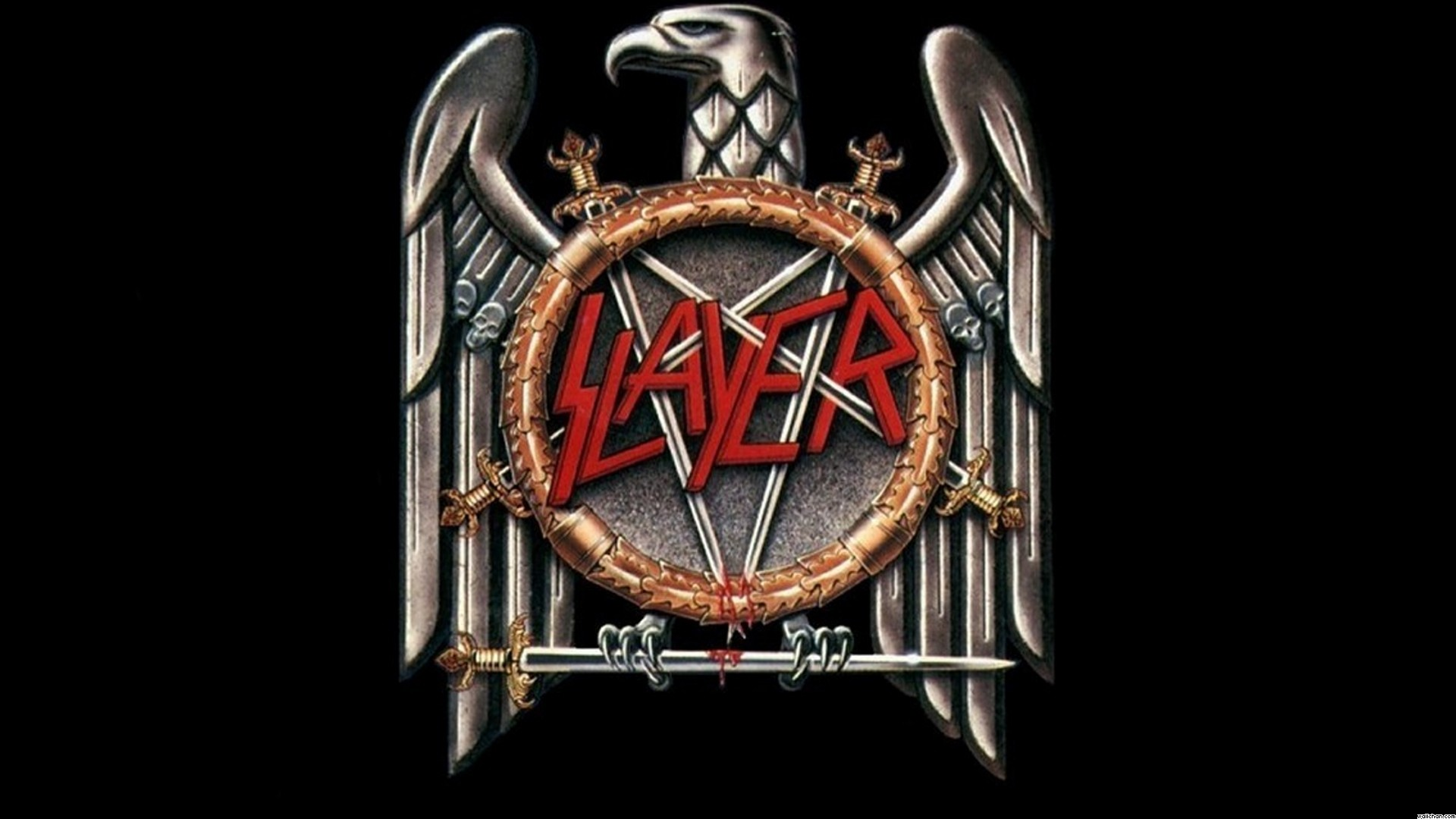 HD Slayer Band Wallpapers.