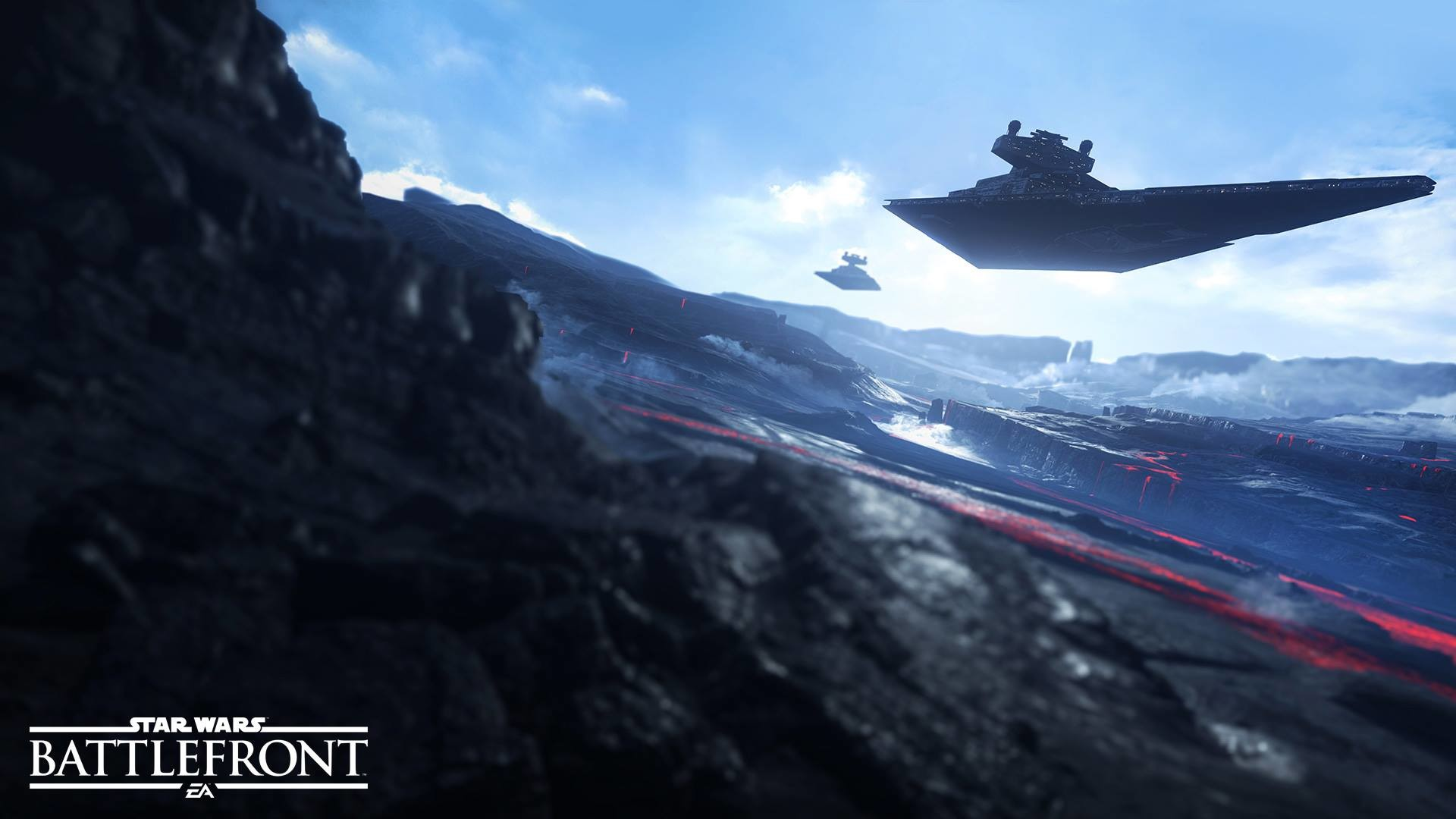 Here Are Some Glorious Star Wars Battlefront HD Wallpapers – GameSpot