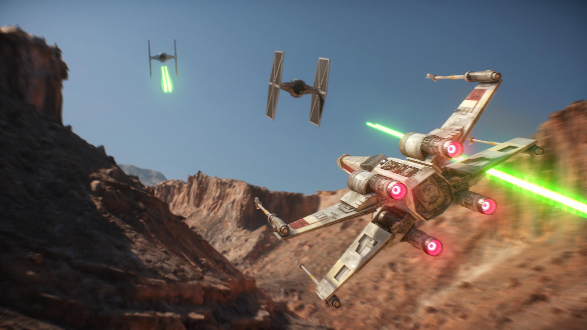 STAR WARS™ BATTLEFRONT™ Screenshot 8