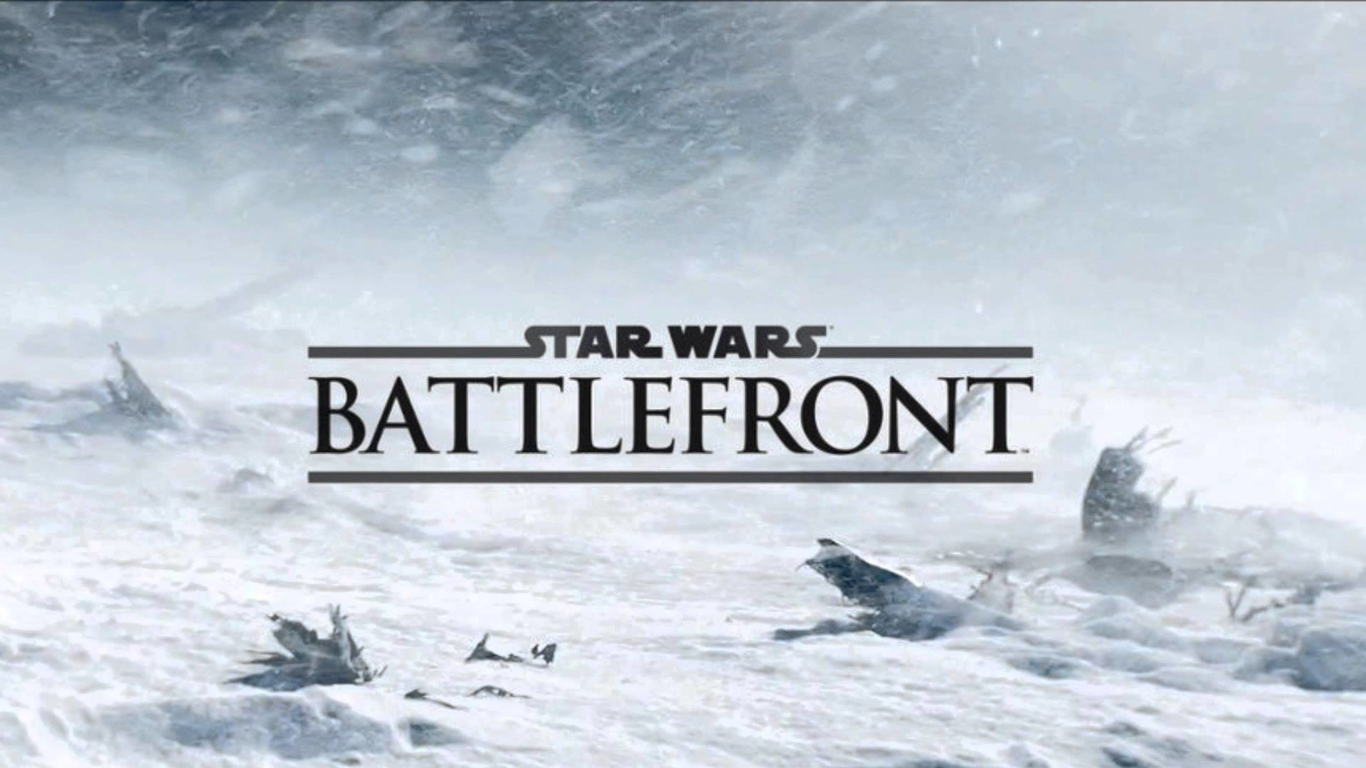 Star Wars Battlefront Gets New Smartphone Wallpapers; Downloadable Images  Inside   The Games Cabin