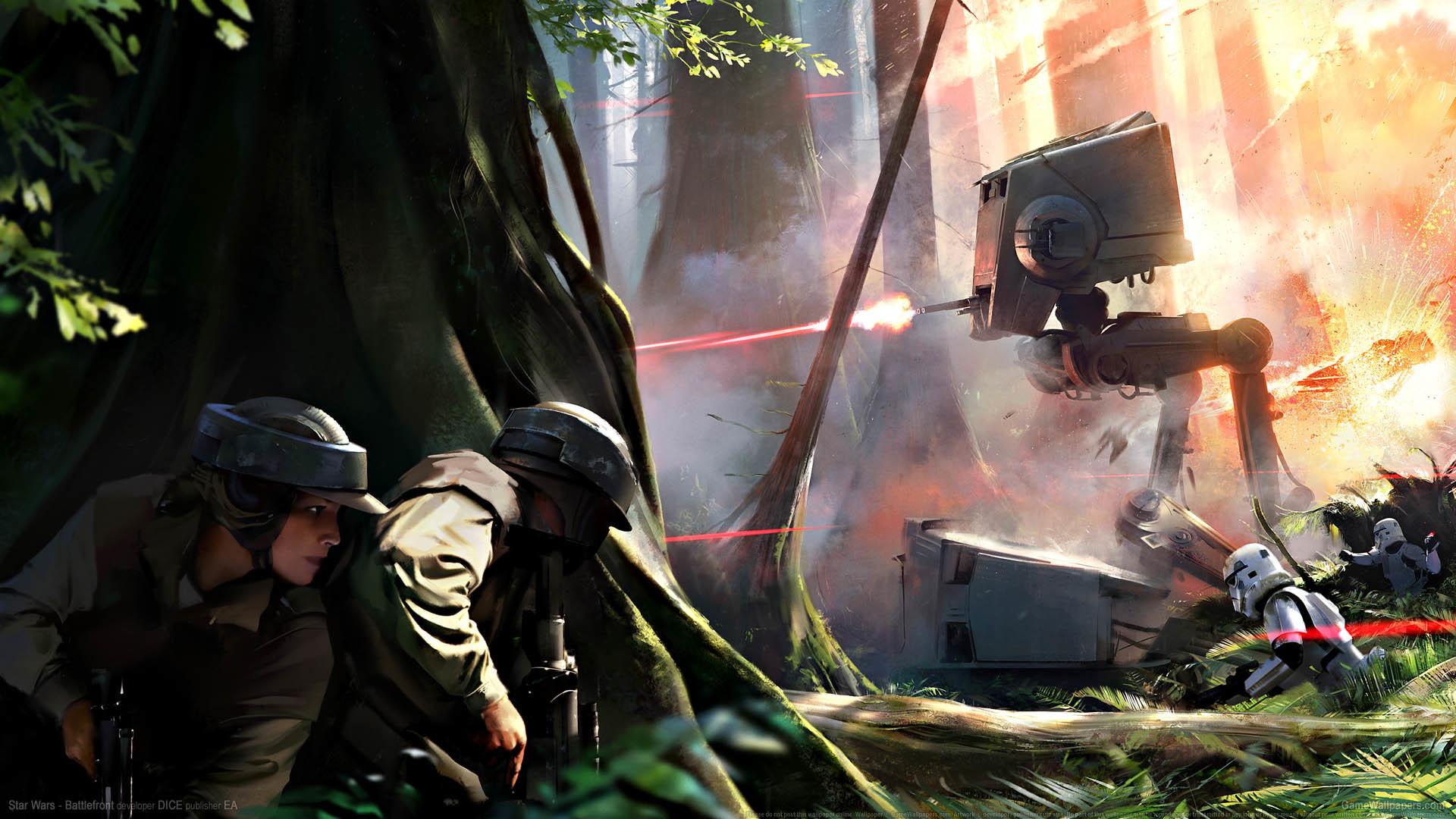 Star Wars – Battlefront wallpaper 01 1920×1080