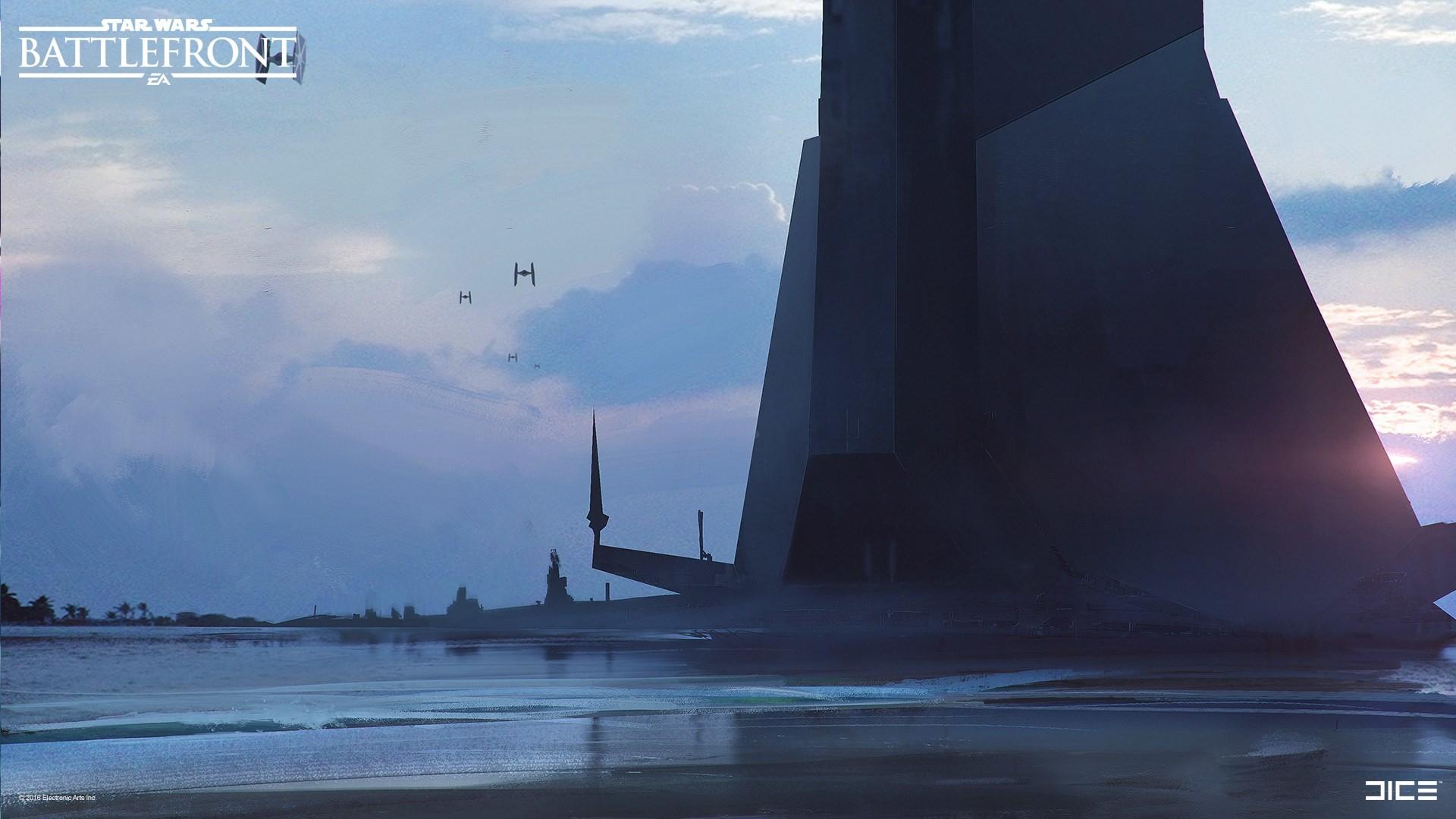 star wars battlefront 2015 backround 1080p high quality by Colt Brian  (2017-03-