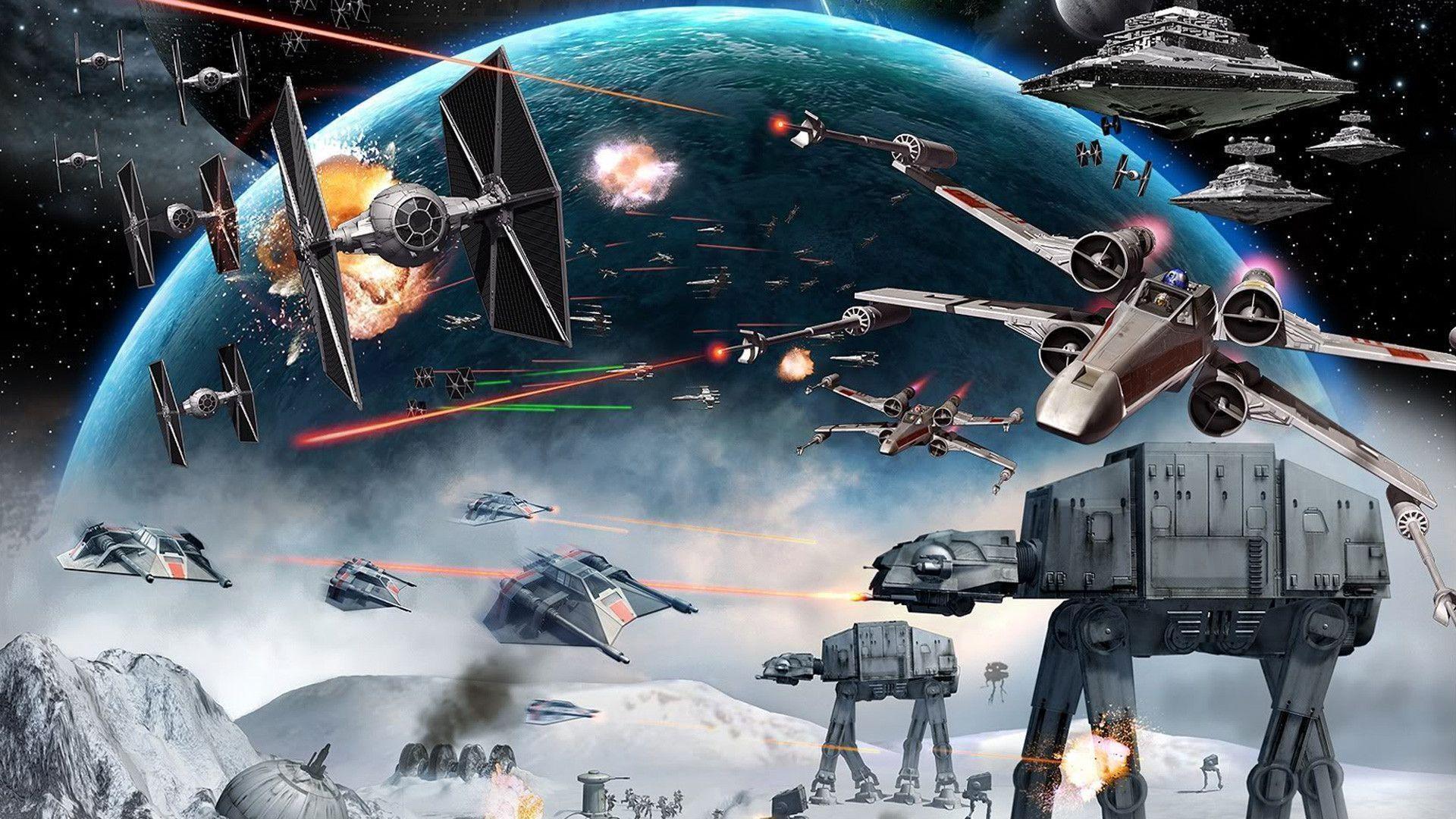 Star Wars Wallpapers 1080p! – Taringa!