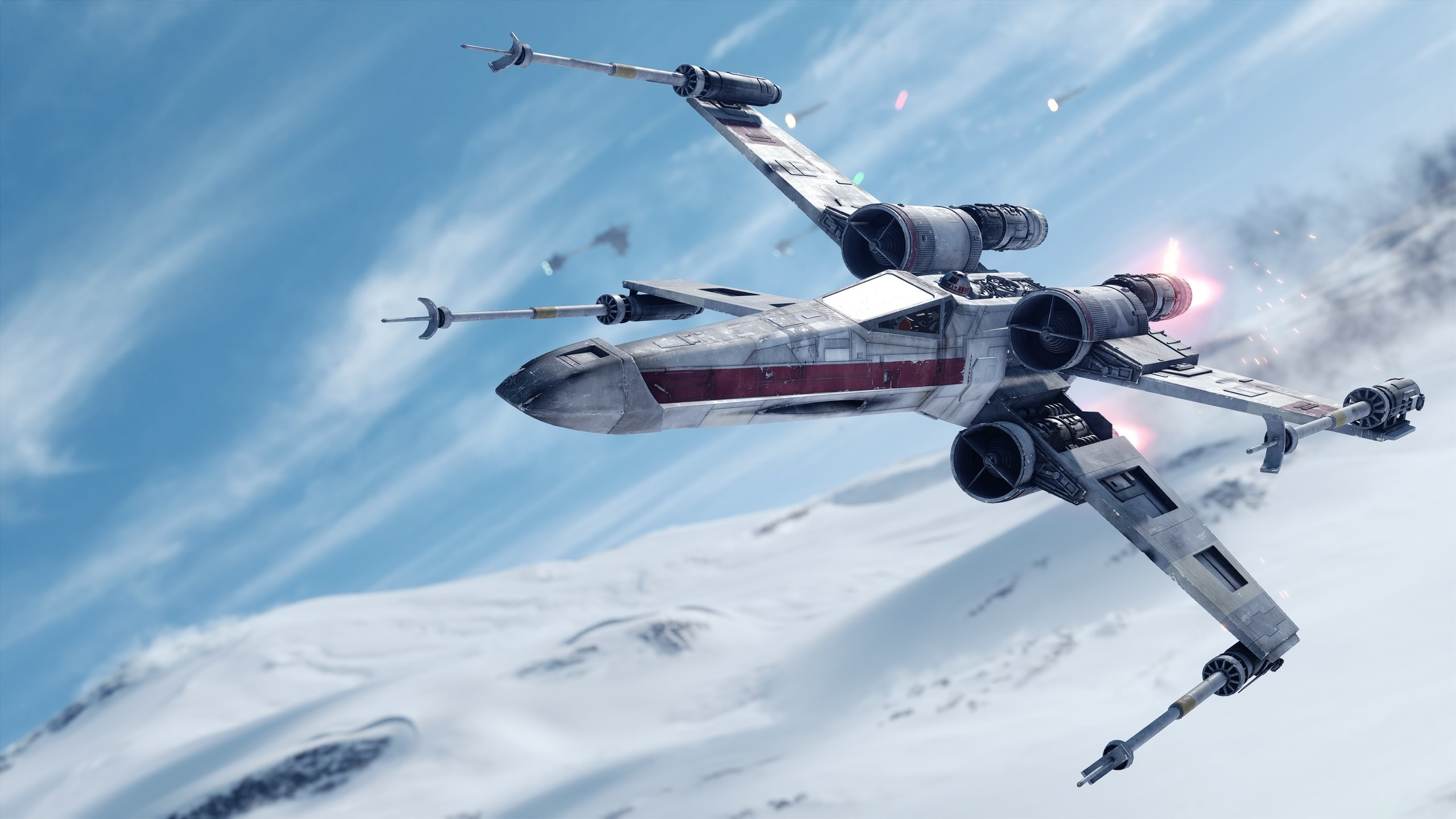 Star Wars Battlefront Fighter Jet Wallpapers   HD Wallpapers
