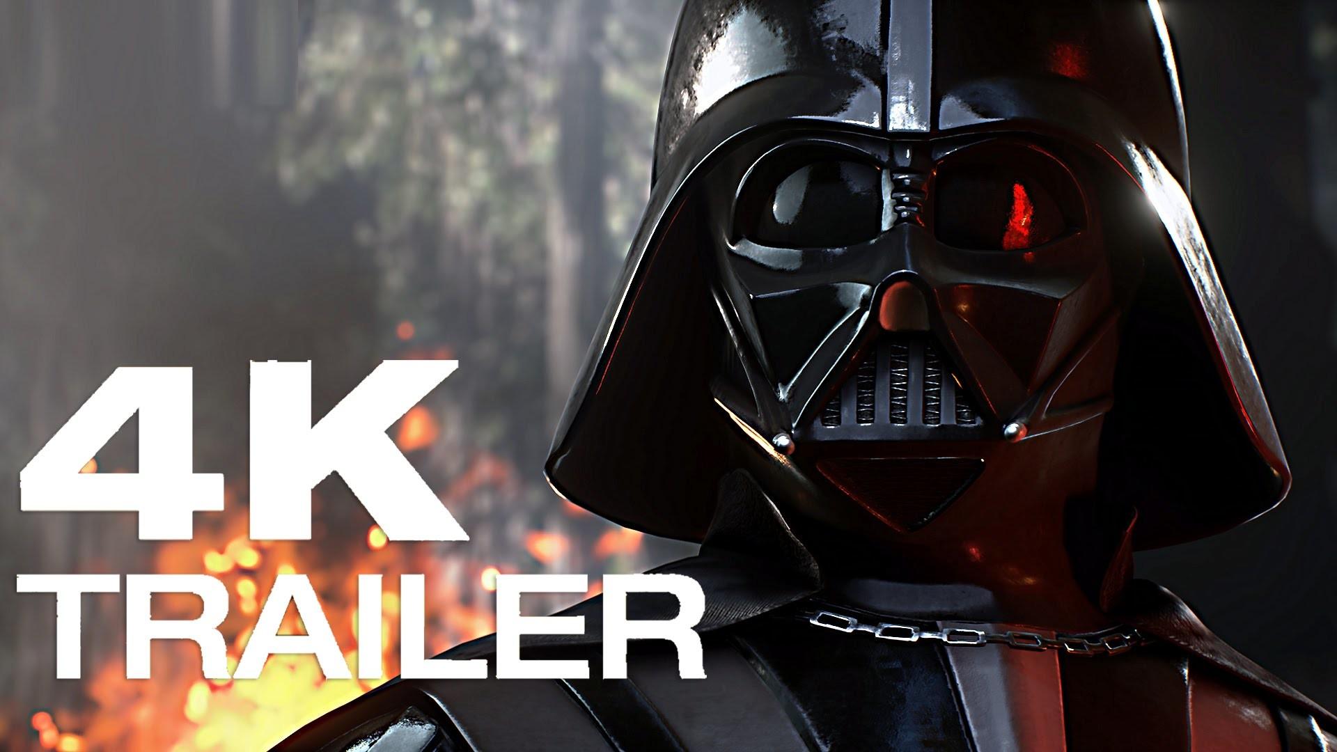 Star Wars Battlefront 3 Trailer 4K Ultra HD