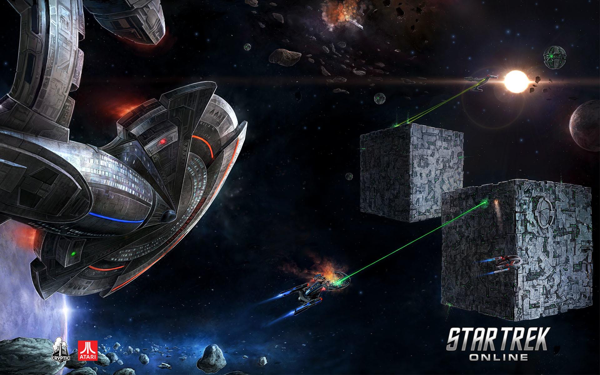 Star Trek Online – Free Desktop Star Trek Online Wallpapers collection for  your desktop
