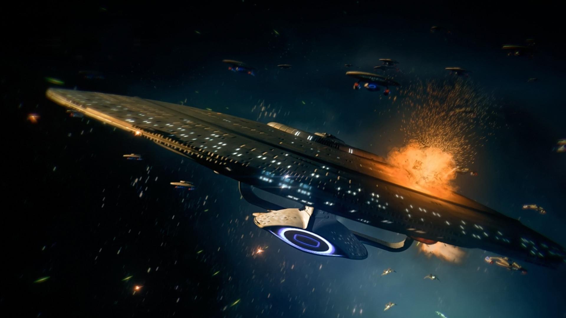 Star Trek Fight HD Wallpapers