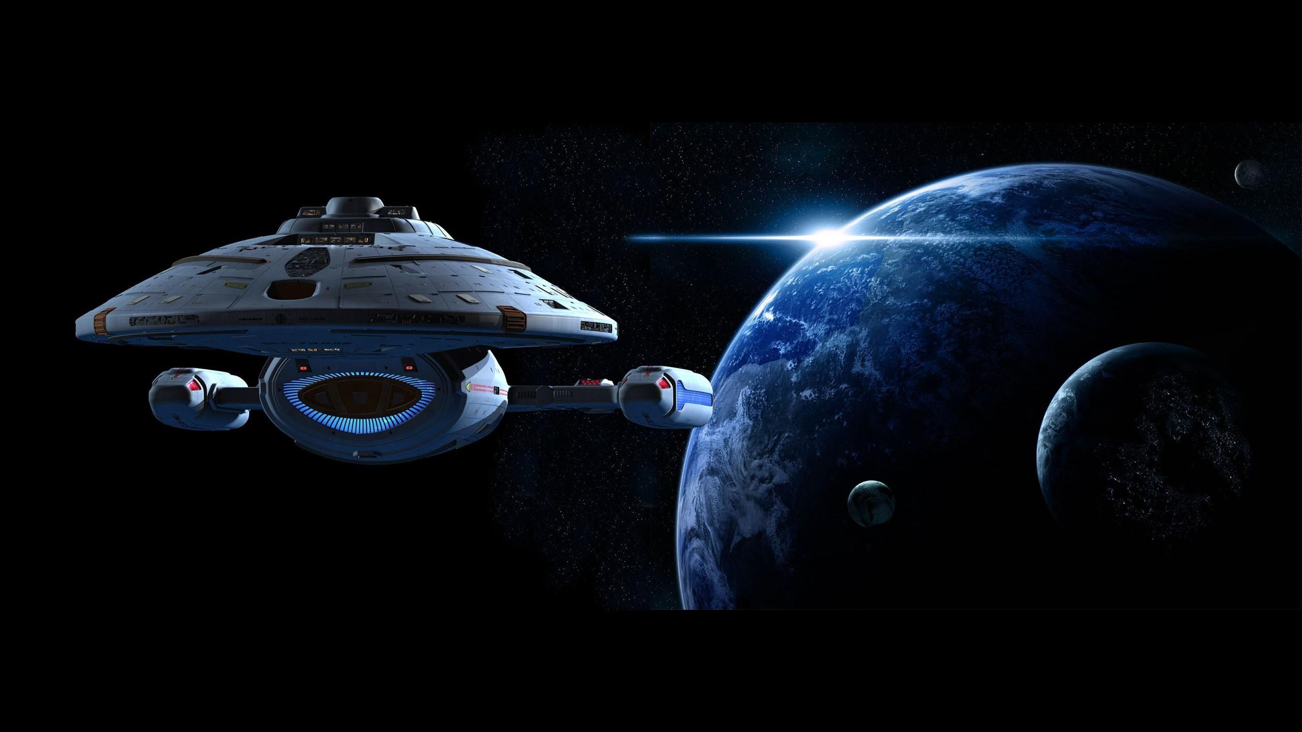Star Trek, Space, Planet, Star Trek Voyager Wallpapers HD / Desktop and  Mobile Backgrounds
