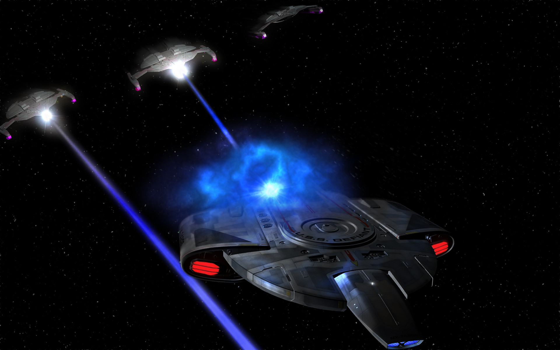 Star Trek desktop wallpapers in high definition – classic and new .