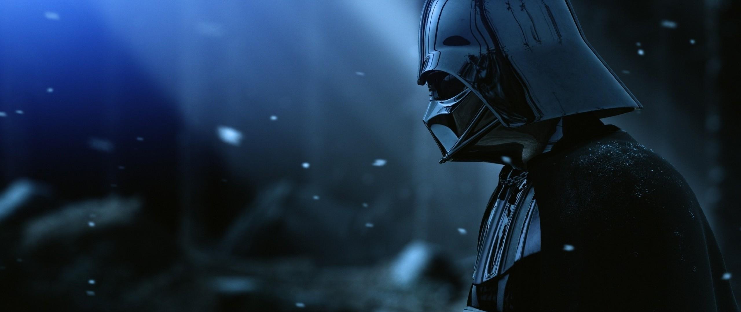 Wallpaper darth vader, armor, star wars, film, hat, snow