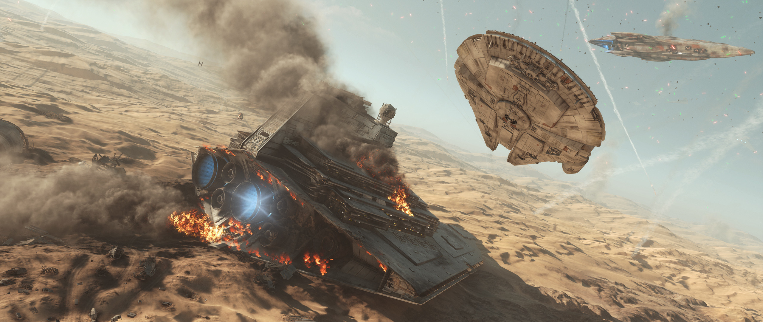 HD Wallpaper   Background ID:725350. Video Game Star Wars …