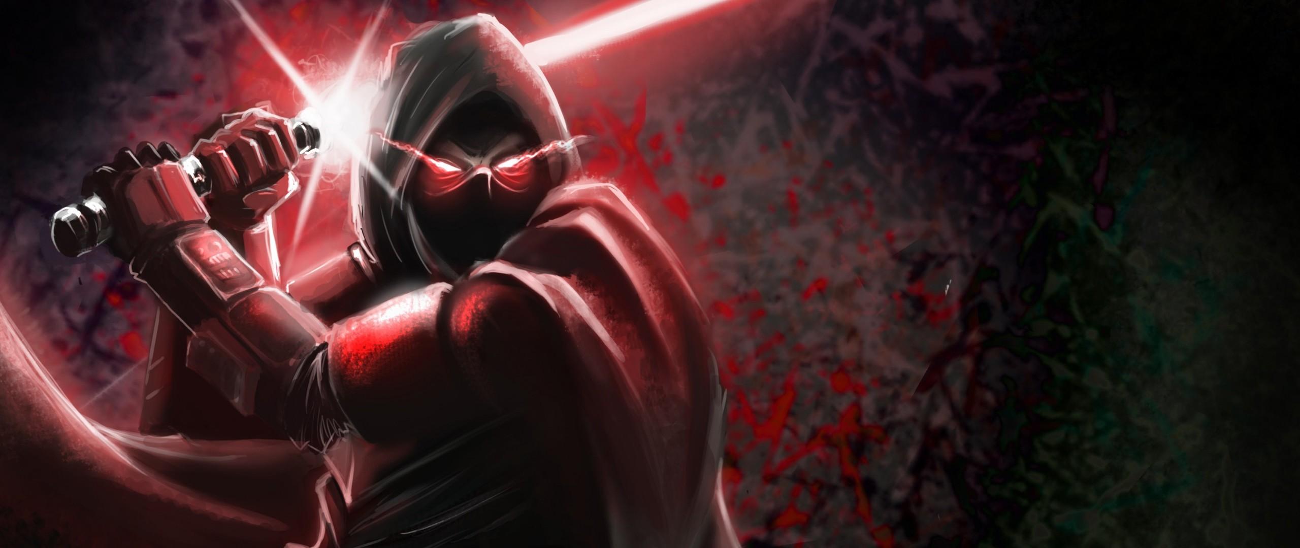 Wallpaper sith, star wars, art, dark side