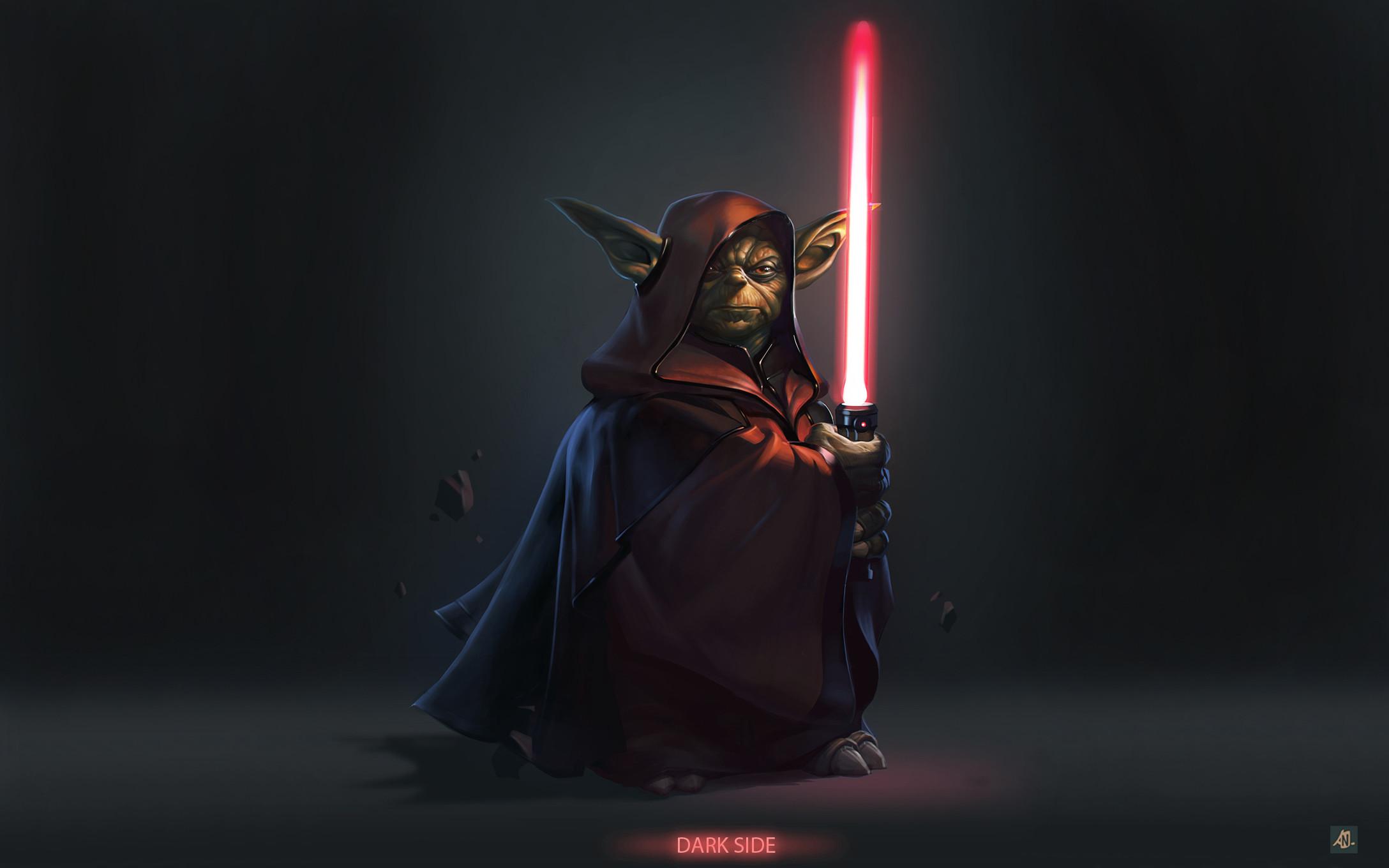 Yoda Star Wars 2560×1080 Resolution
