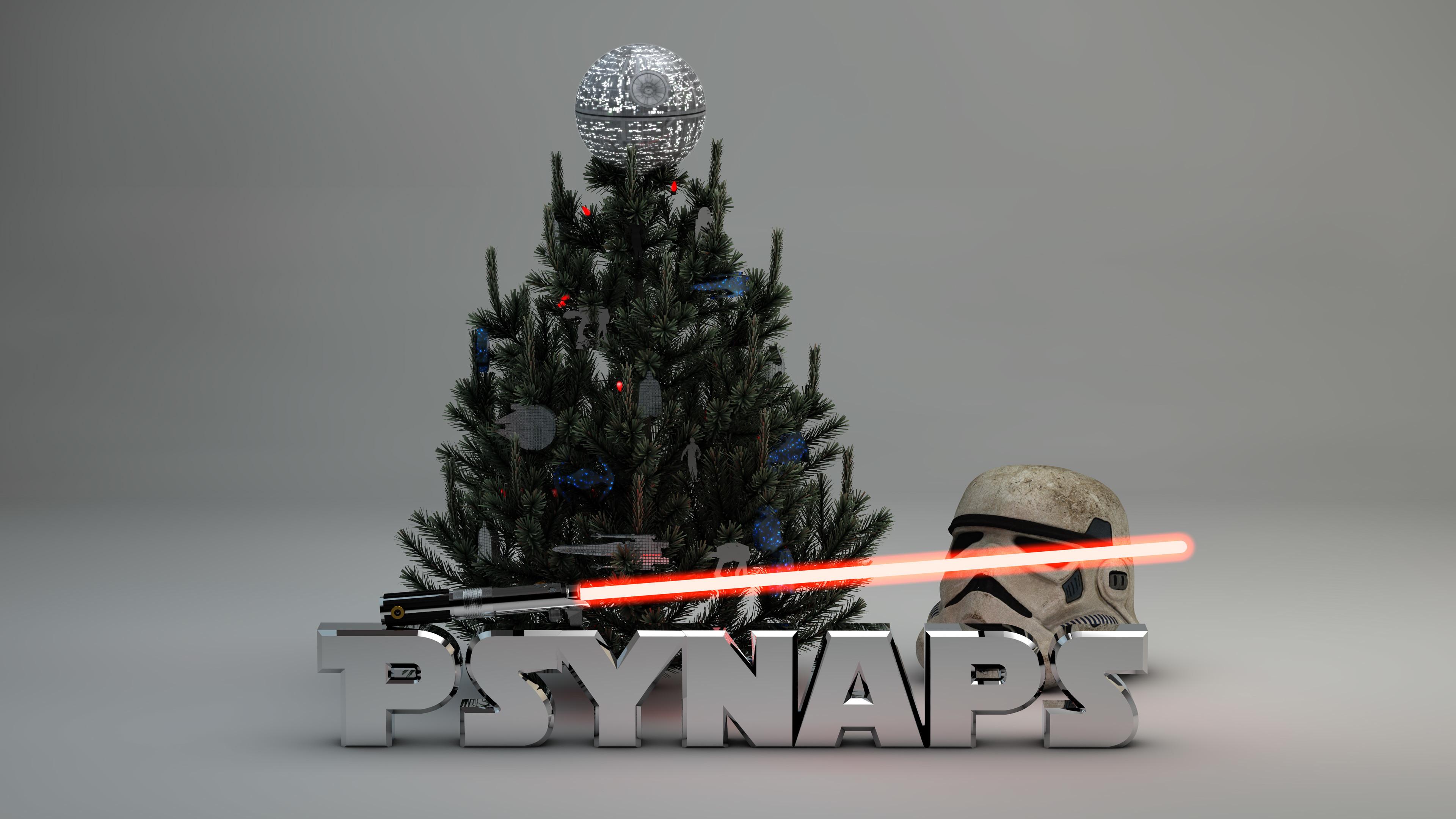 … Star Wars Christmas Tree 4K Custom Wallpaper.  Psynaps_Adobe_StarWars_Theme_Tree_Psynaps0006