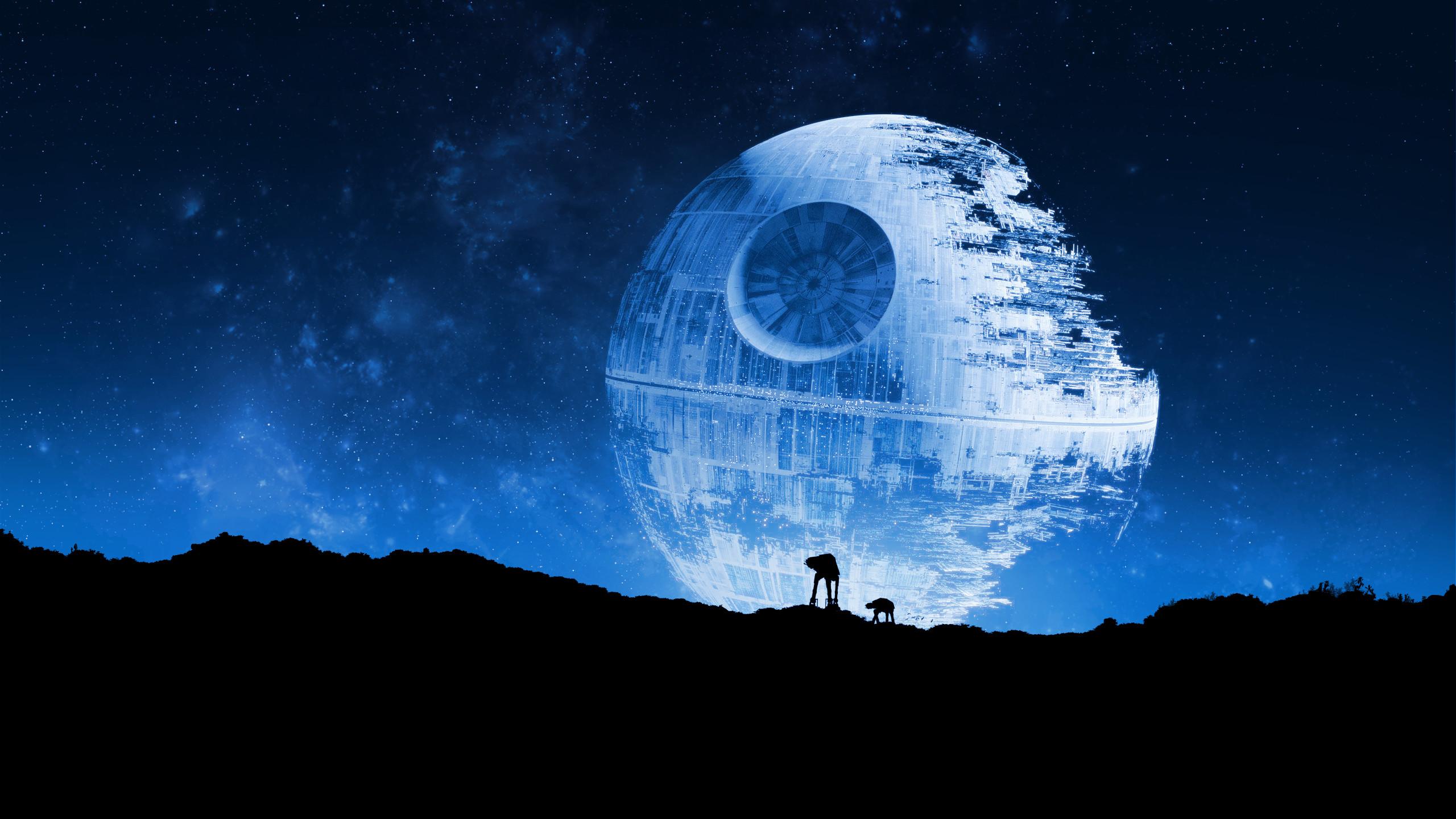 Fan CreationsStar Wars – Death Star Wallpaper …