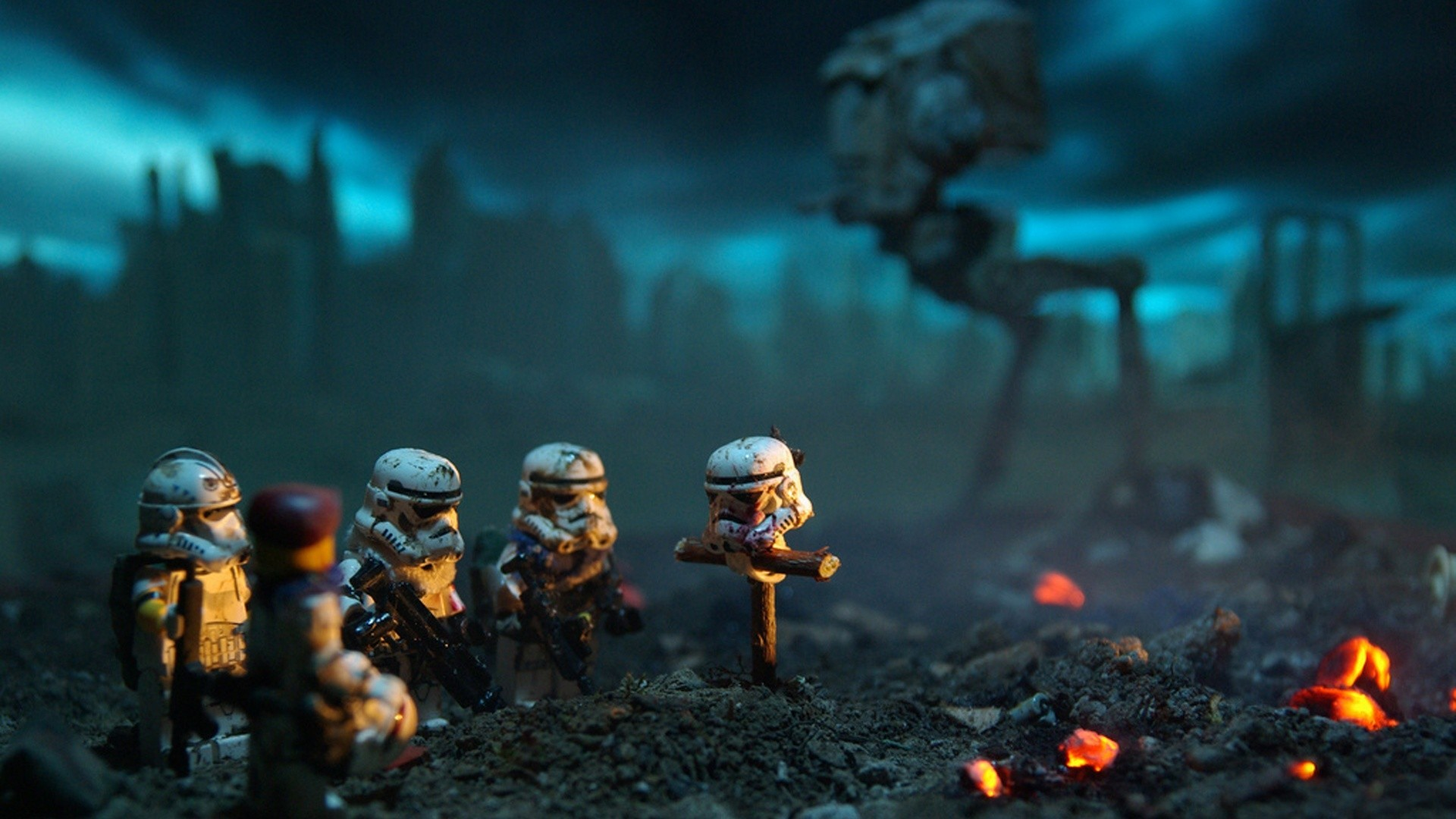 Star Wars Lego Cool Pictures HD wallpaper